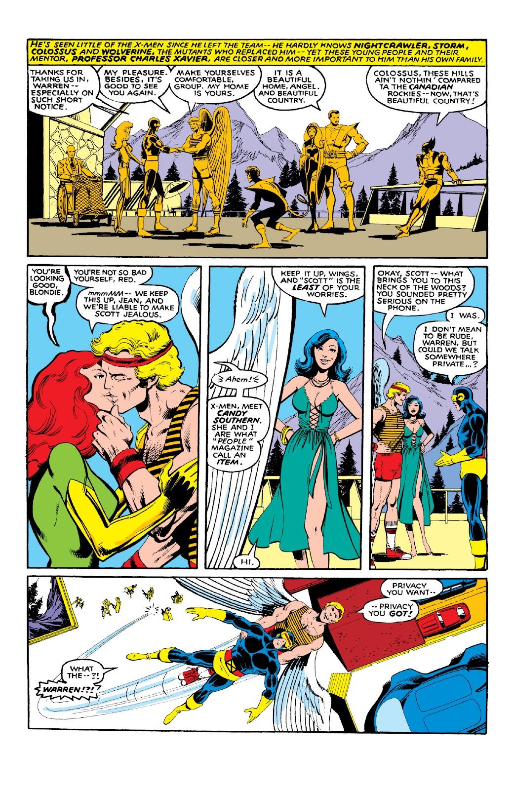 Read online X-Men Milestones: Dark Phoenix Saga comic -  Issue # TPB (Part 1) - 61