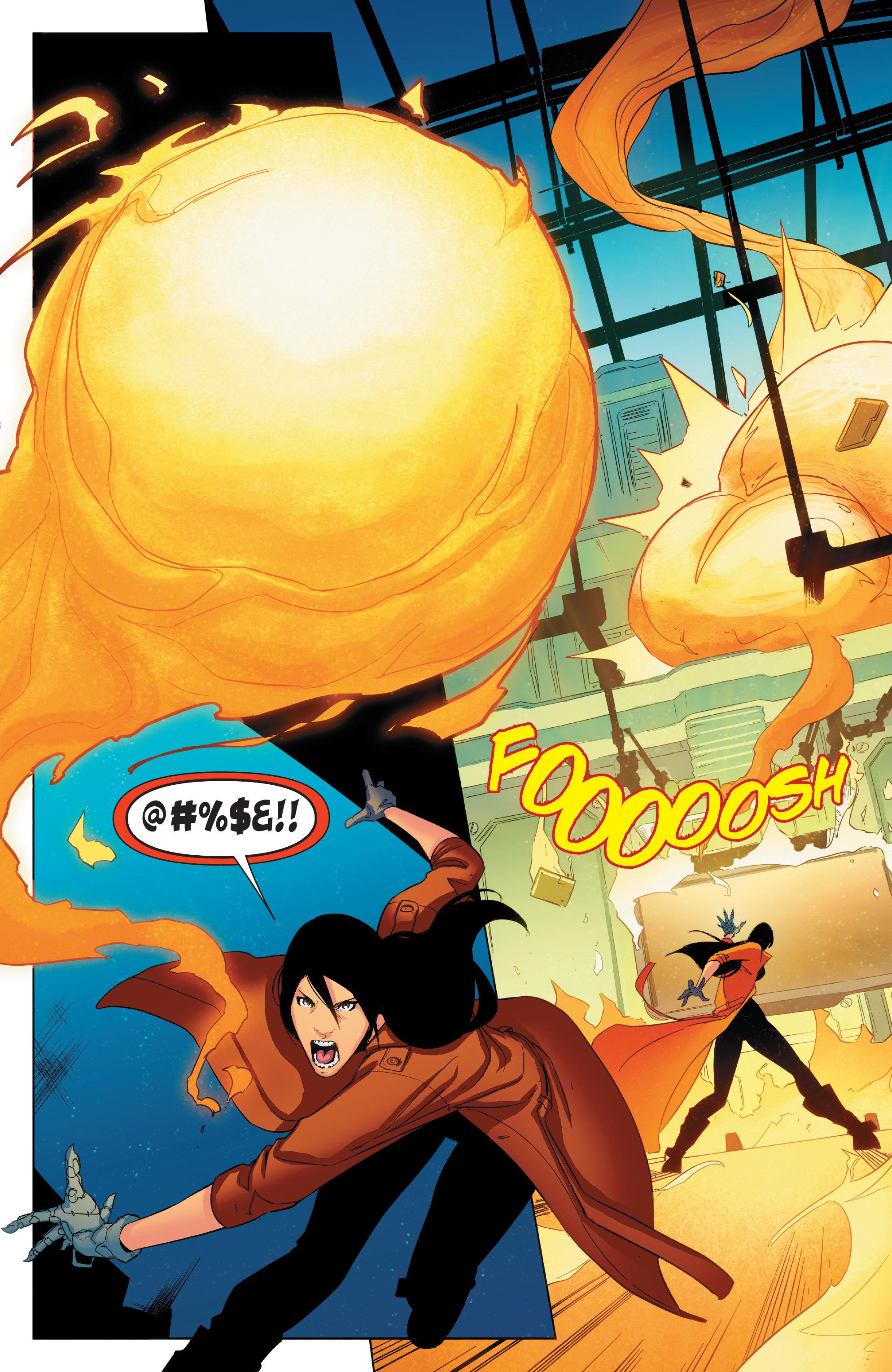 Read online Spider-Women Omega comic -  Issue # Full - 9