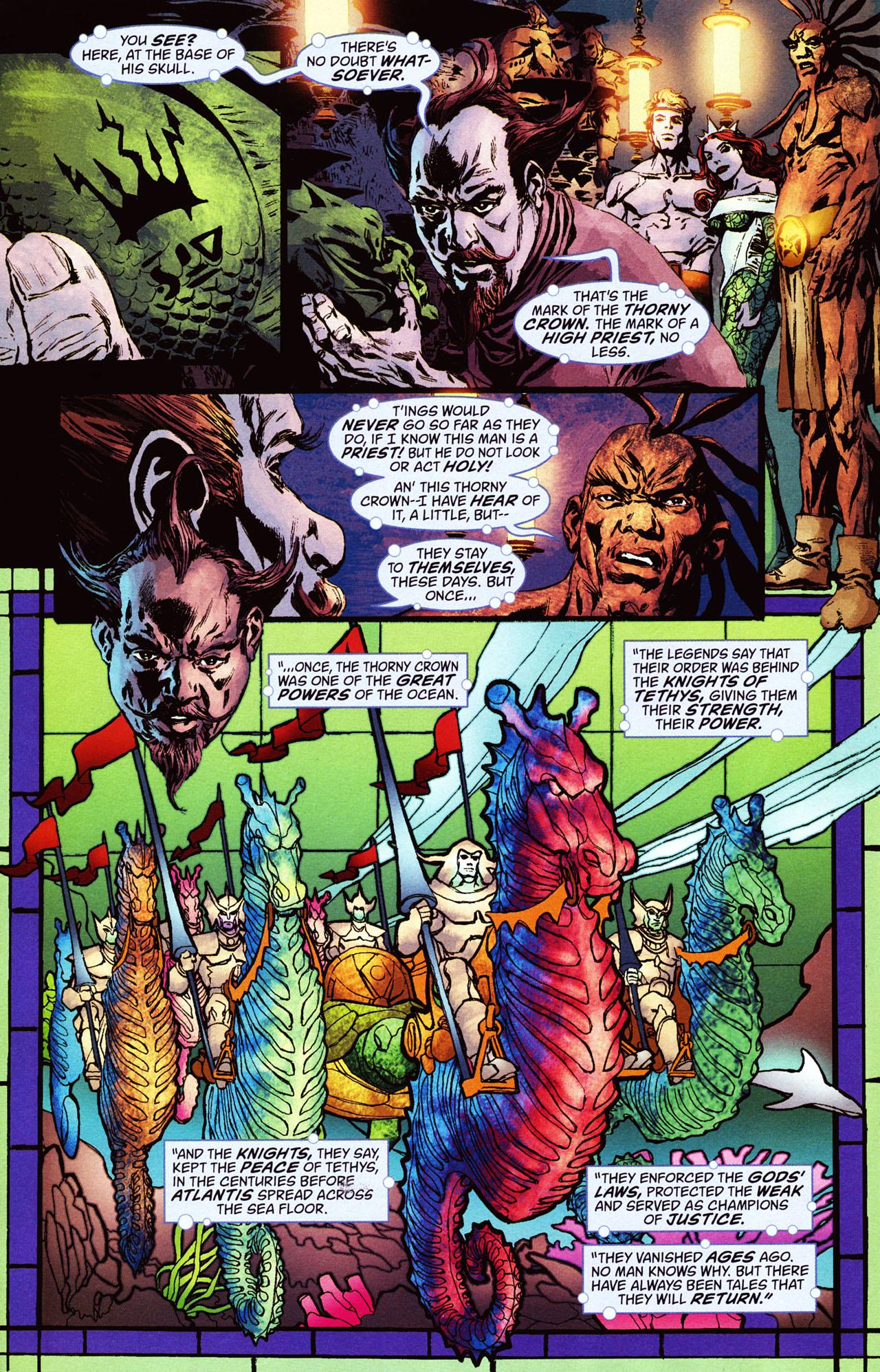 Read online Aquaman: Sword of Atlantis comic -  Issue #46 - 26