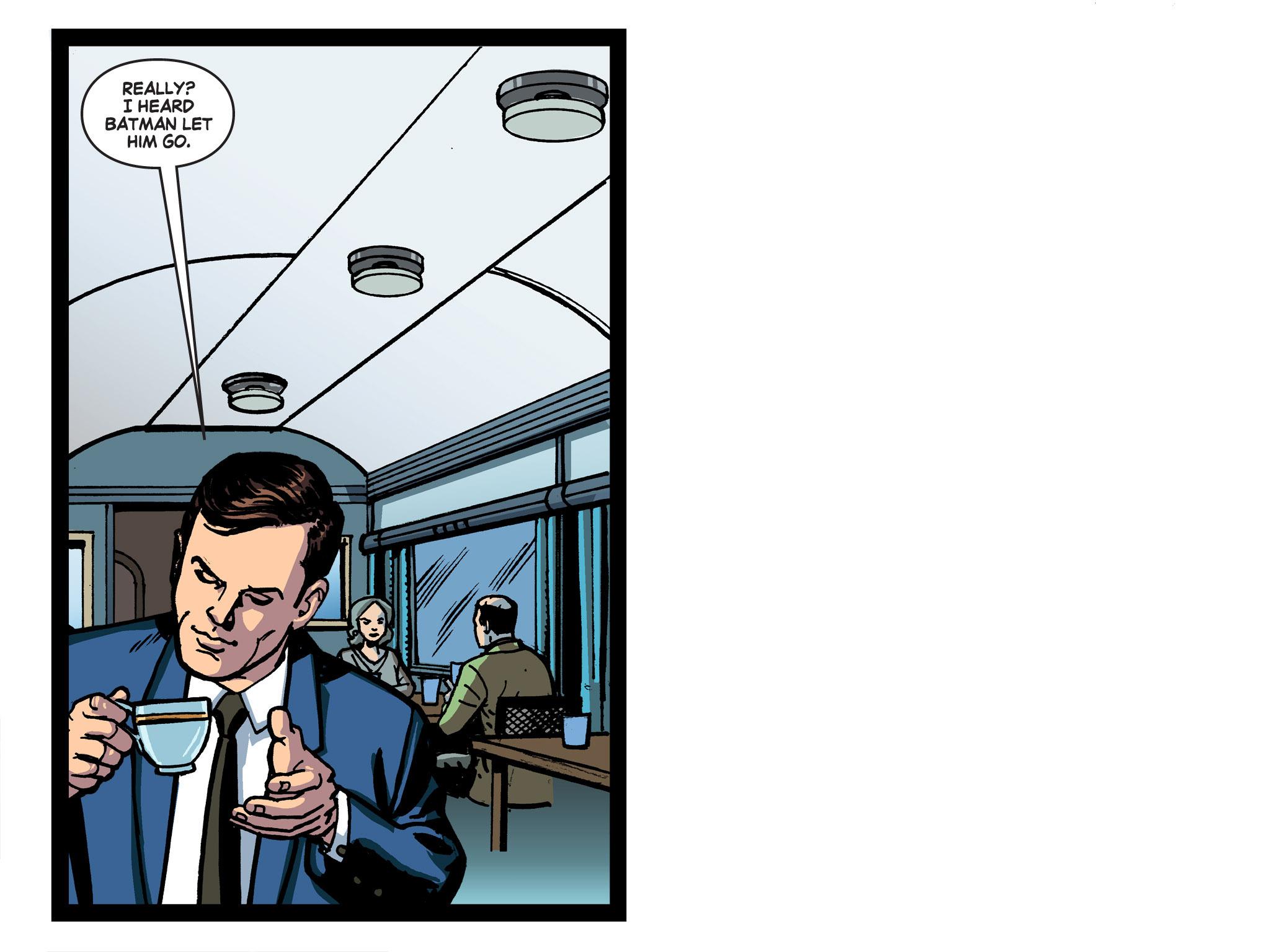 Read online Batman '66 Meets the Green Hornet [II] comic -  Issue #1 - 57