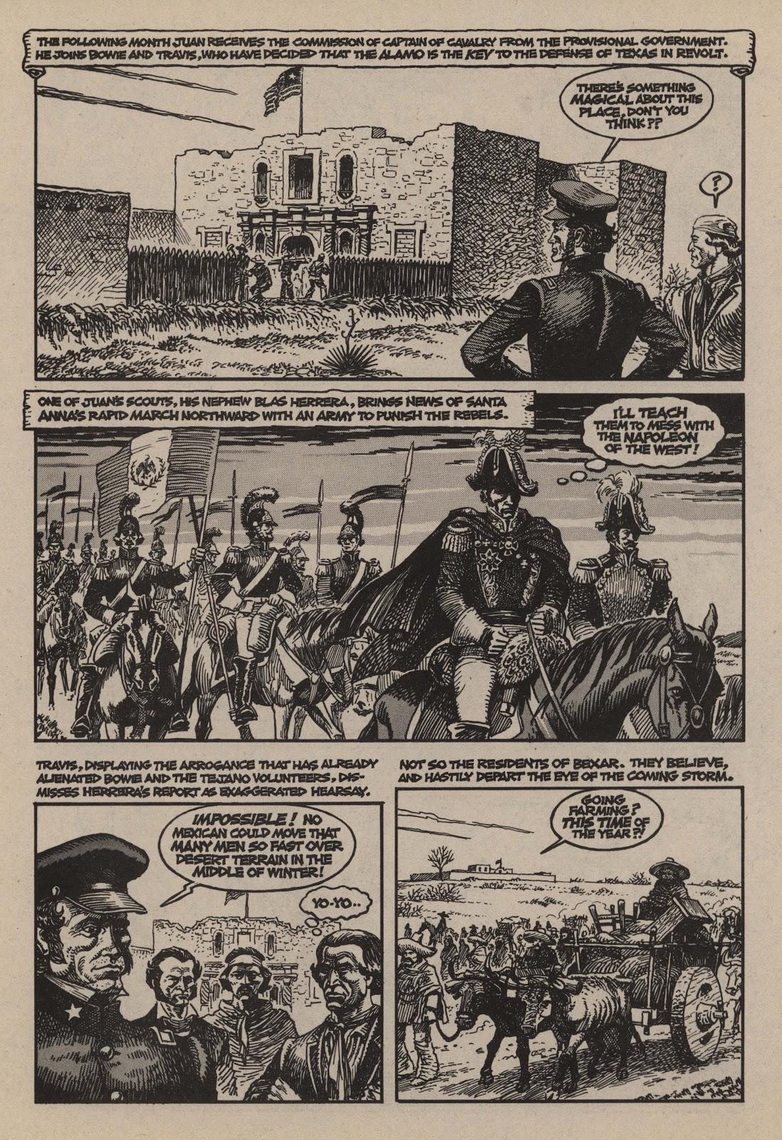 Recuerden el Alamo issue Full - Page 35