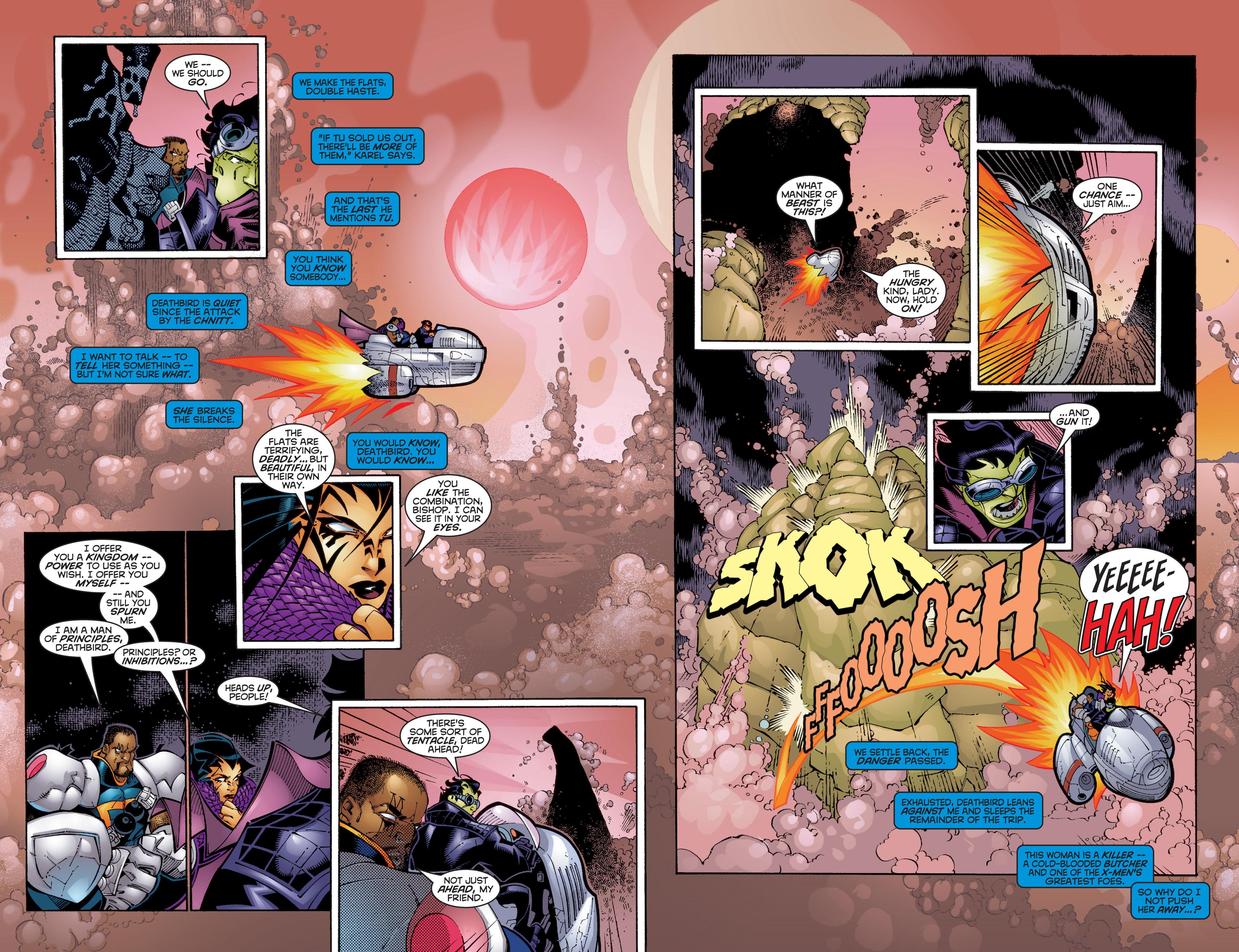 Read online Uncanny X-Men (1963) comic -  Issue #358 - 14