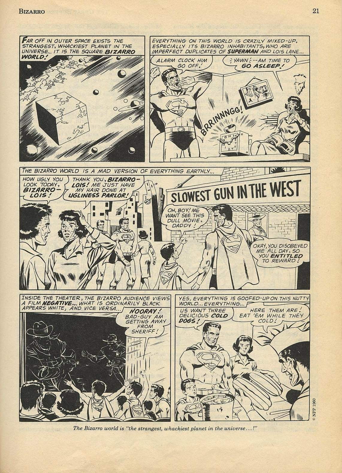 The Great Superman Book issue TPB (Part 1) - Page 39