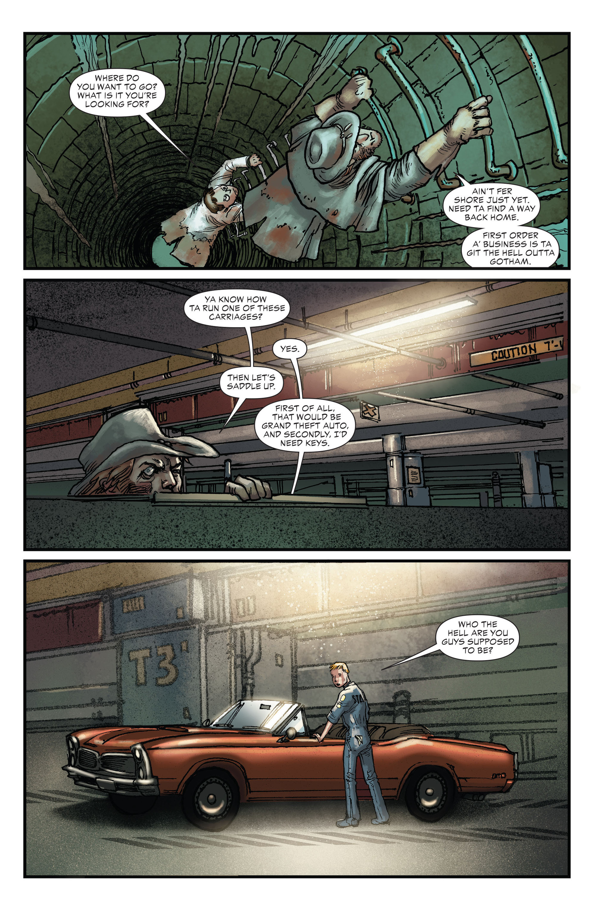 Read online All-Star Western (2011) comic -  Issue #22 - 18
