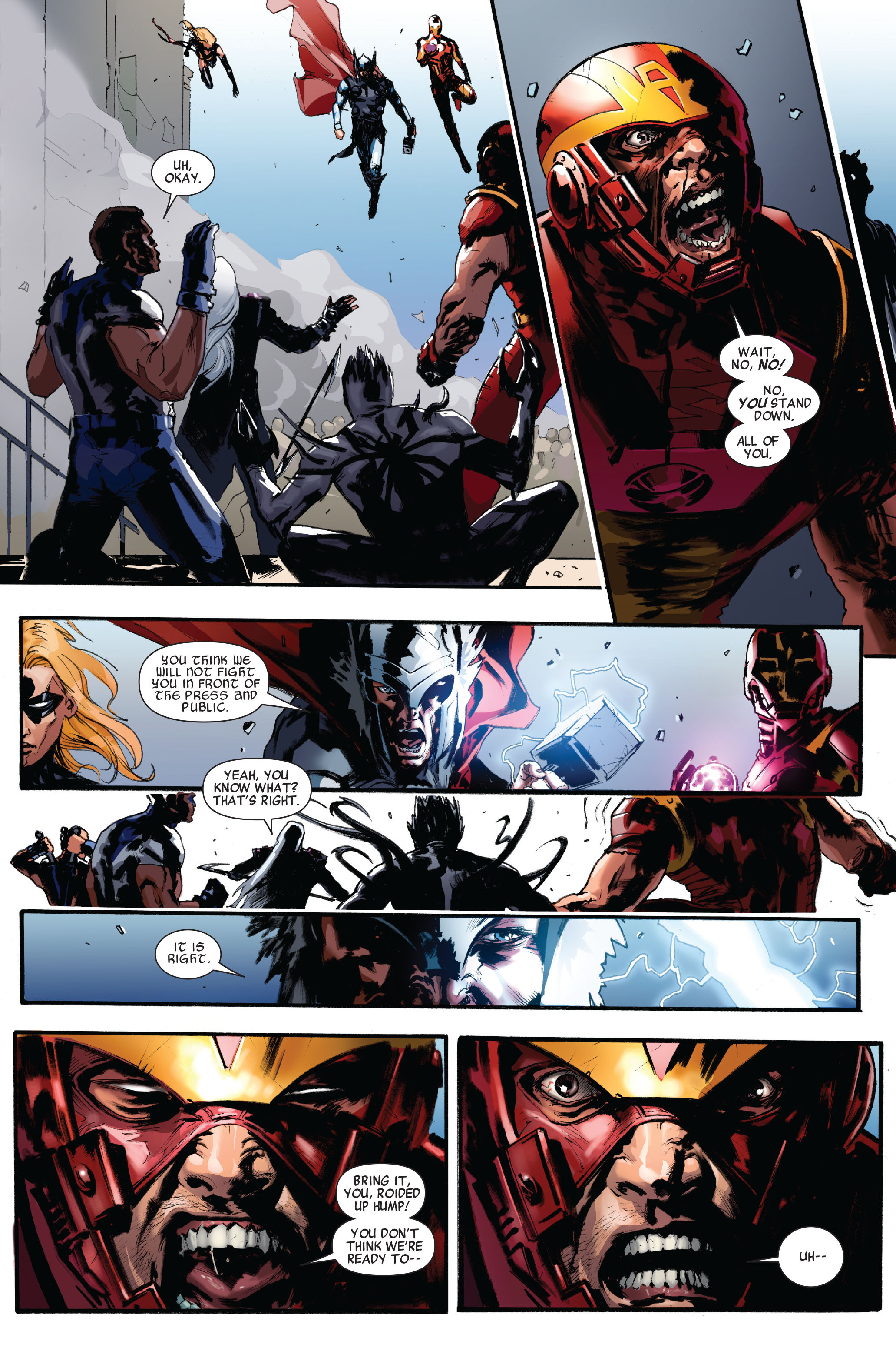 Read online Avengers (2010) comic -  Issue #Avengers (2010) Annual 1 - 17