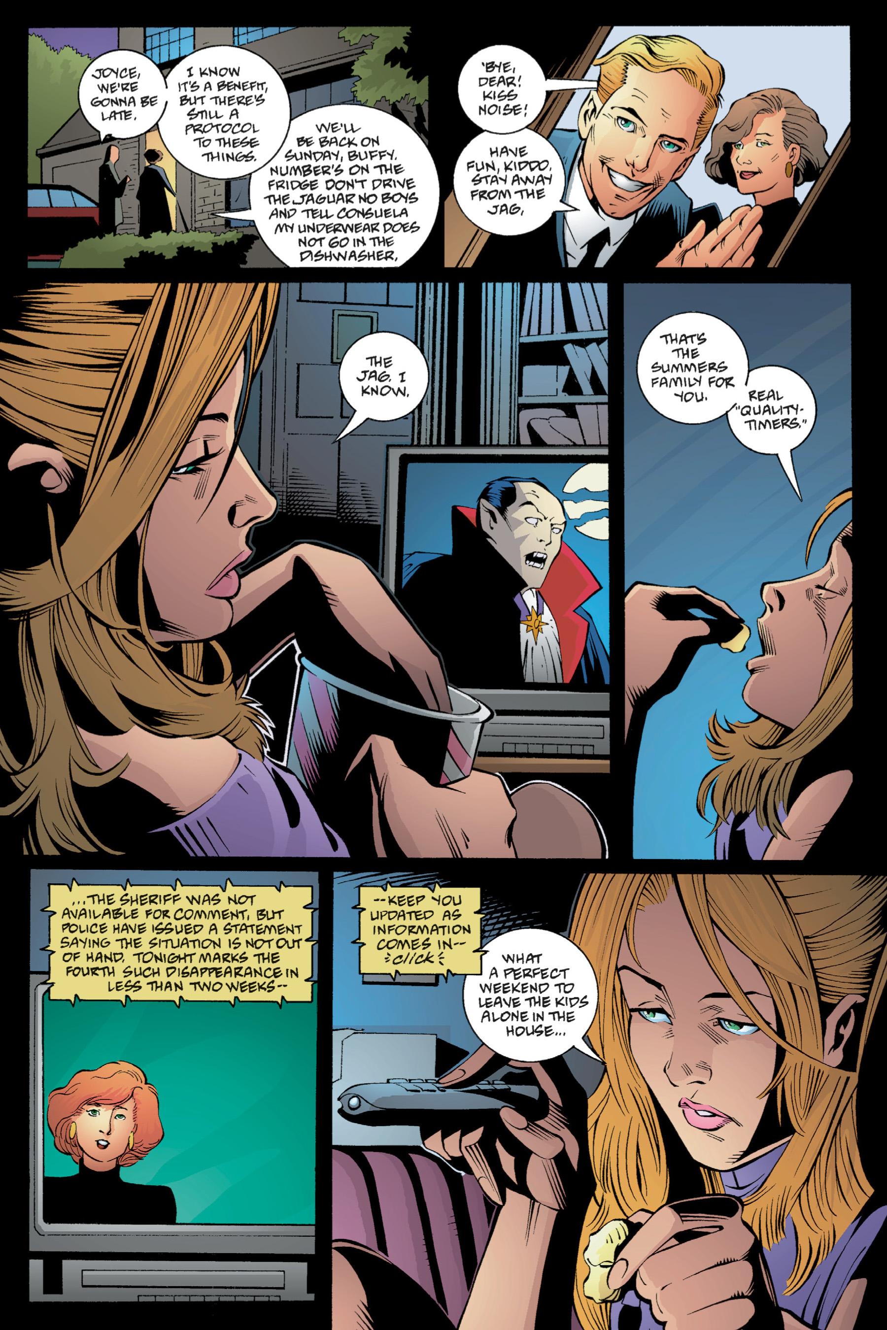 Read online Buffy the Vampire Slayer: Omnibus comic -  Issue # TPB 1 - 43