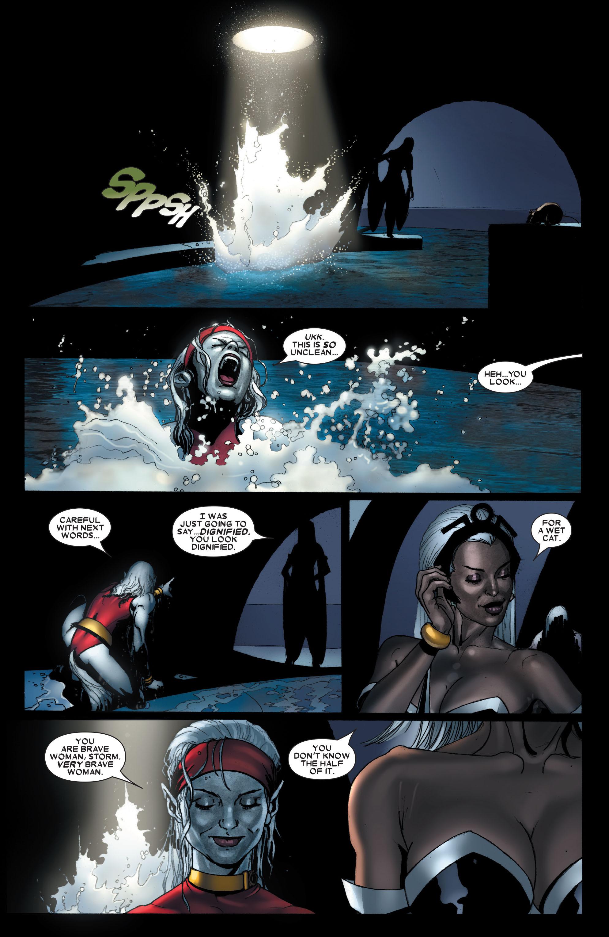 Read online Uncanny X-Men (1963) comic -  Issue #488 - 6