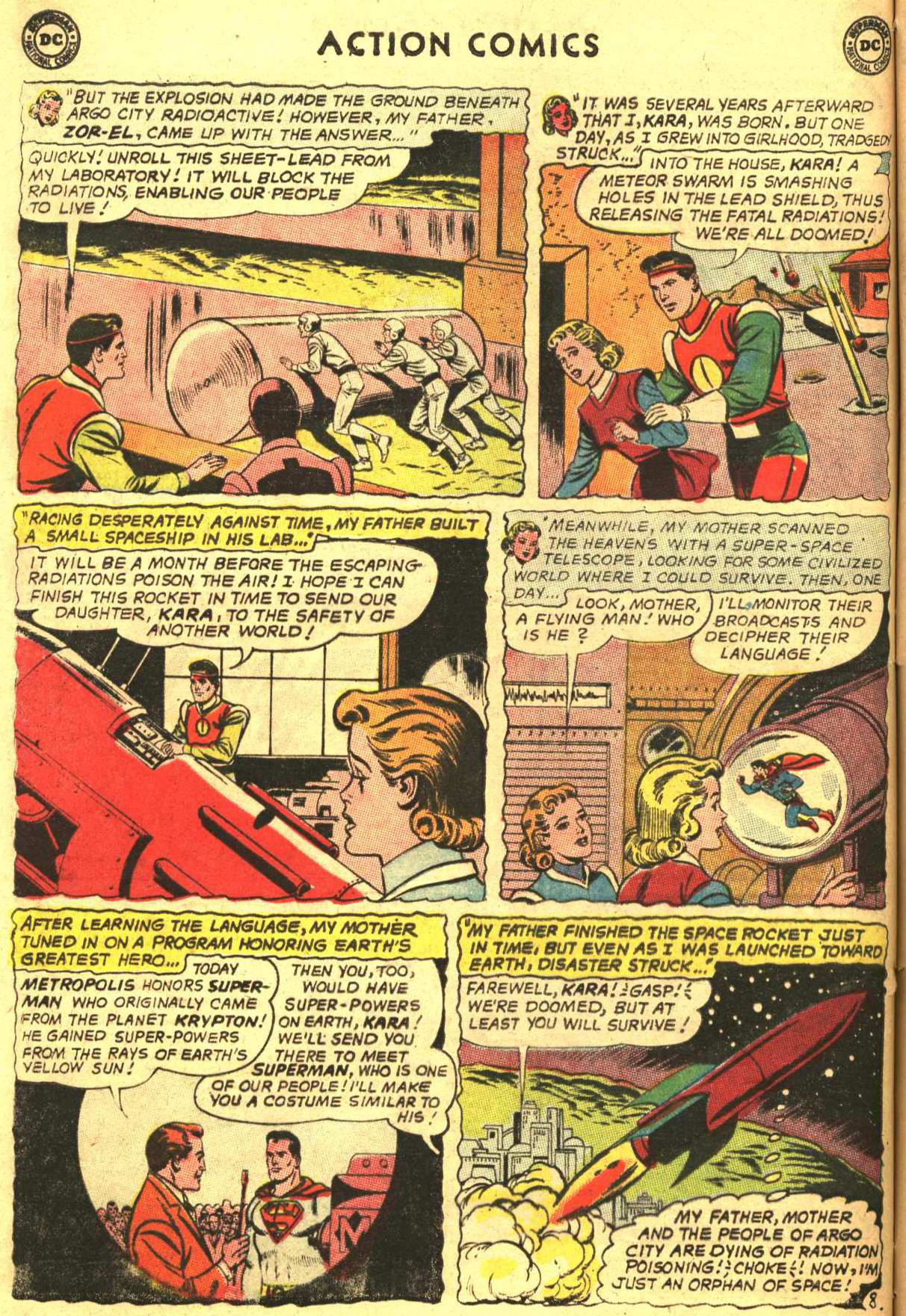 Read online Action Comics (1938) comic -  Issue #305 - 28