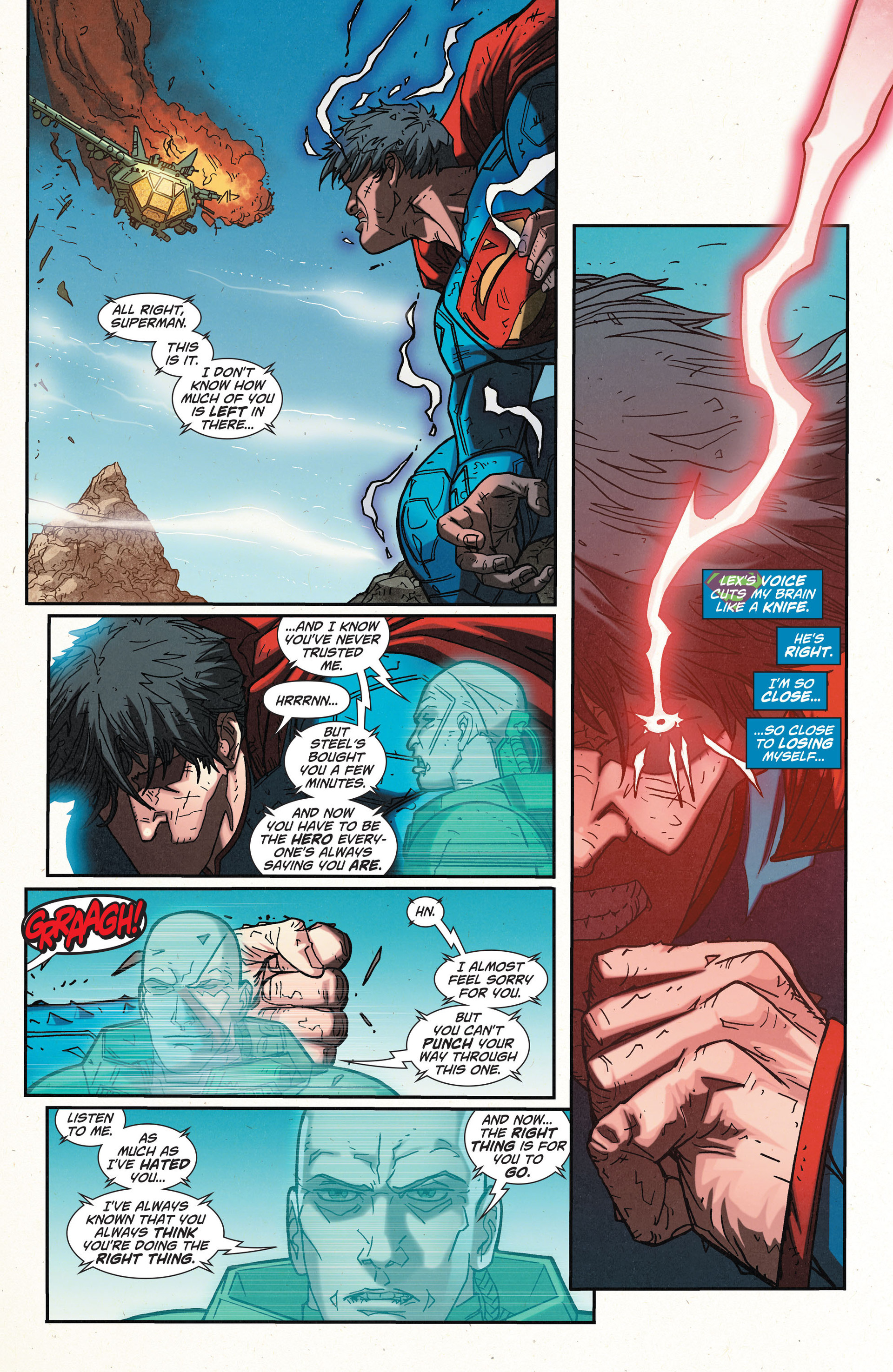 Read online Action Comics (2011) comic -  Issue #32 - 18