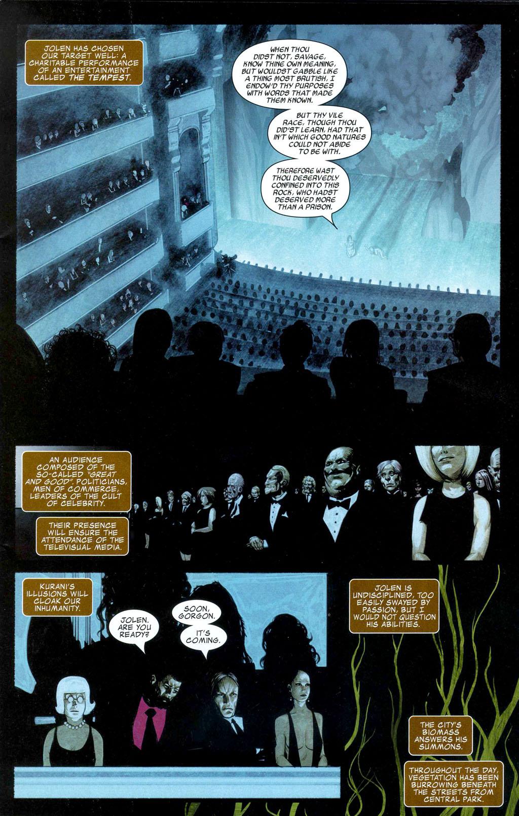 Read online Silent War comic -  Issue #1 - 4