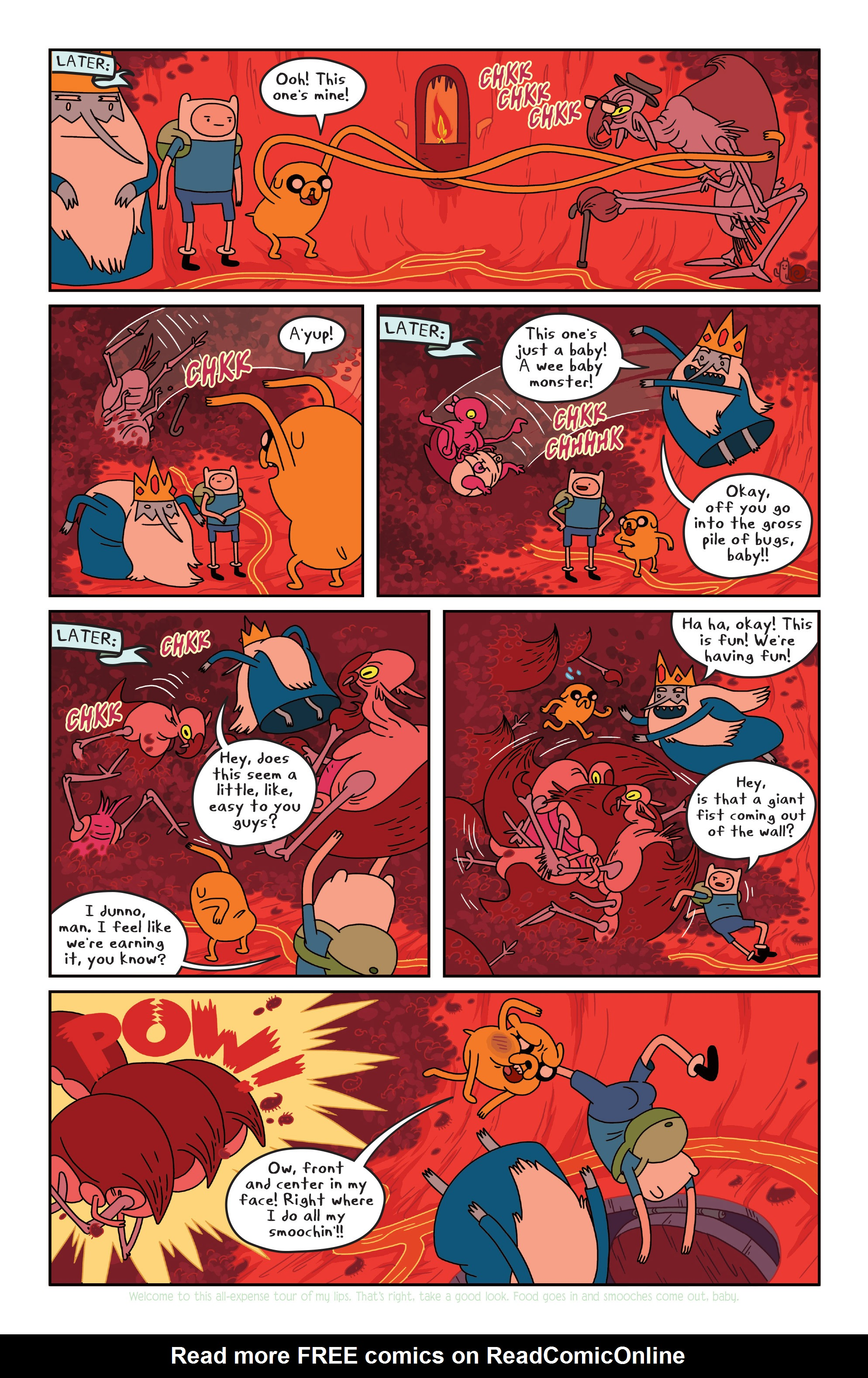 Read online Adventure Time comic -  Issue #Adventure Time _TPB 4 - 56