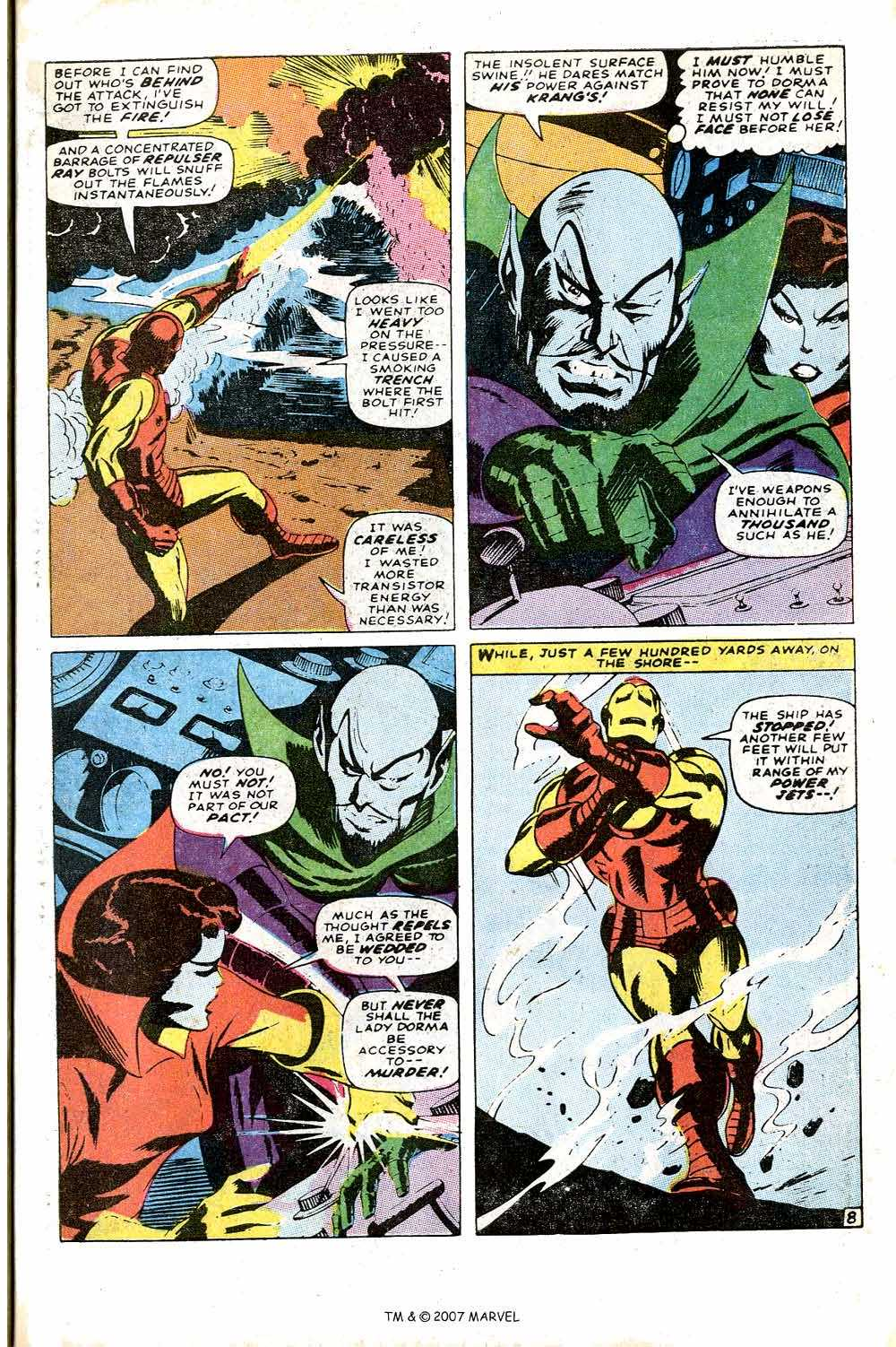 Iron Man Annual issue 1 - Page 29