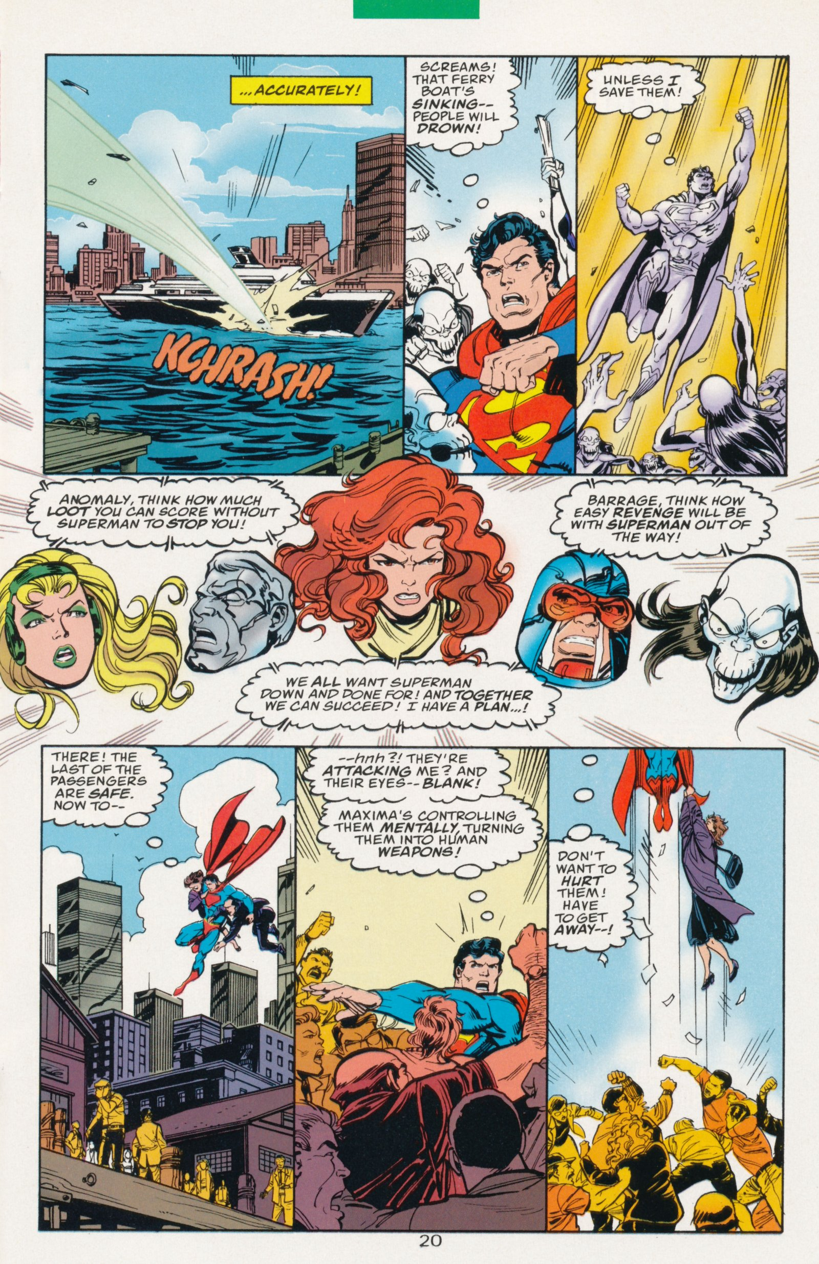 Read online Action Comics (1938) comic -  Issue #730 - 27