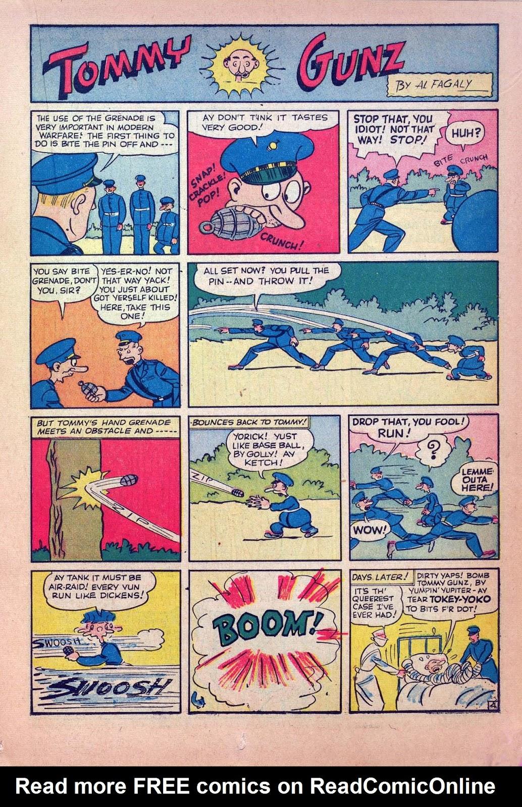 Read online Joker Comics comic -  Issue #5 - 27