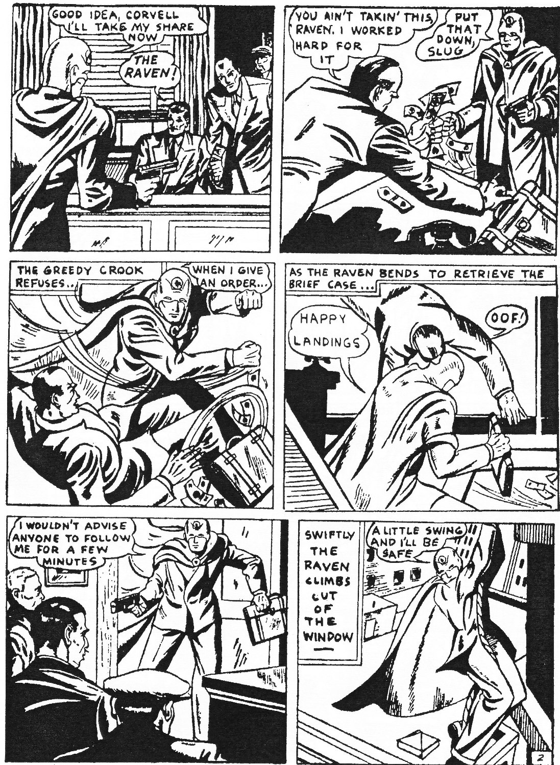 Read online Men of Mystery Comics comic -  Issue #76 - 48