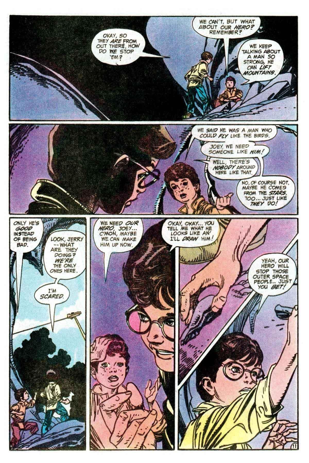 Action Comics (1938) 554 Page 11