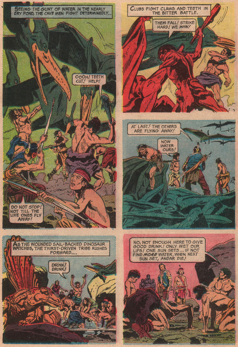 Read online Turok, Son of Stone comic -  Issue #53 - 12