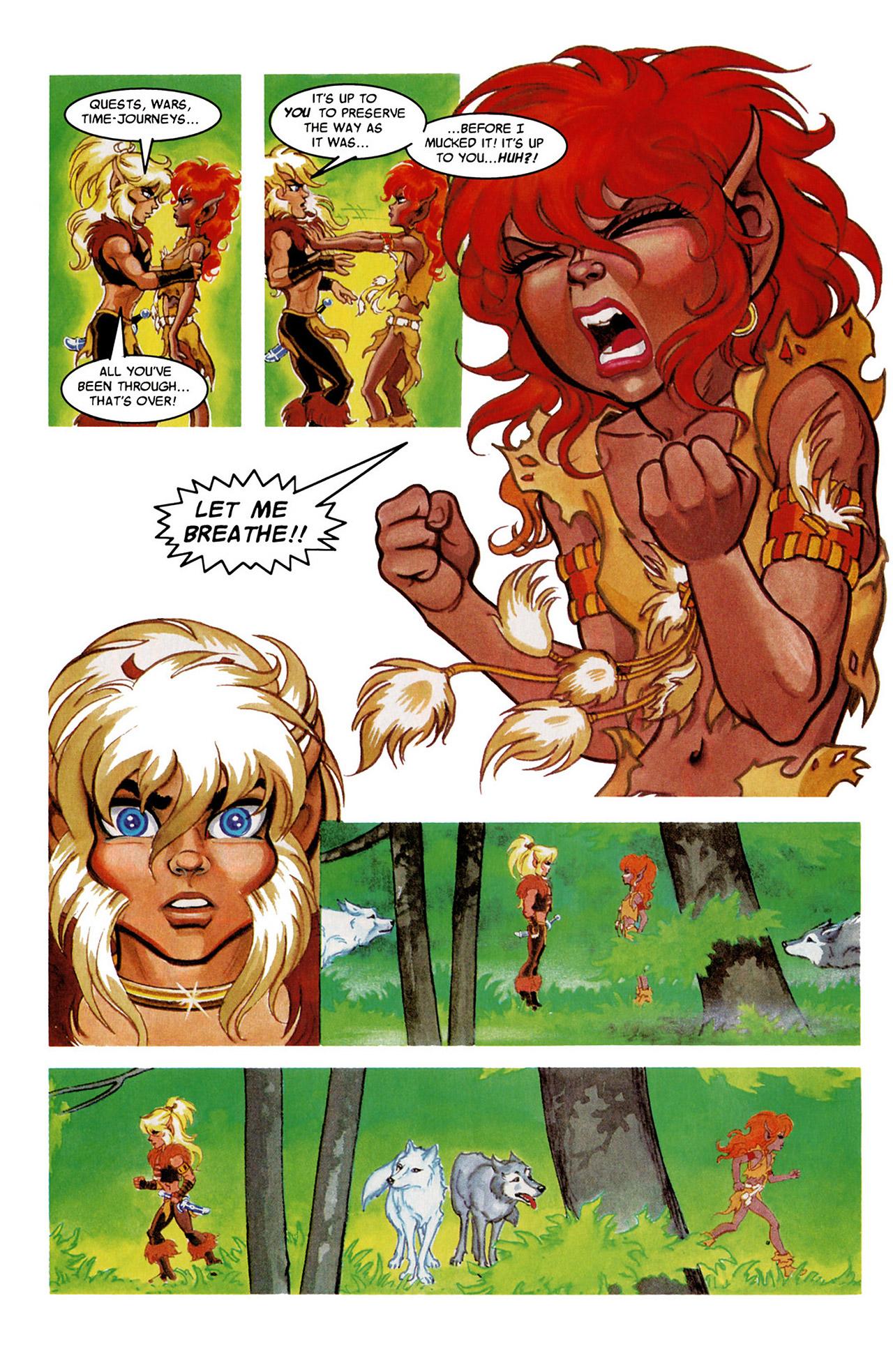 Read online Harbinger (1992) comic -  Issue #13 - 11