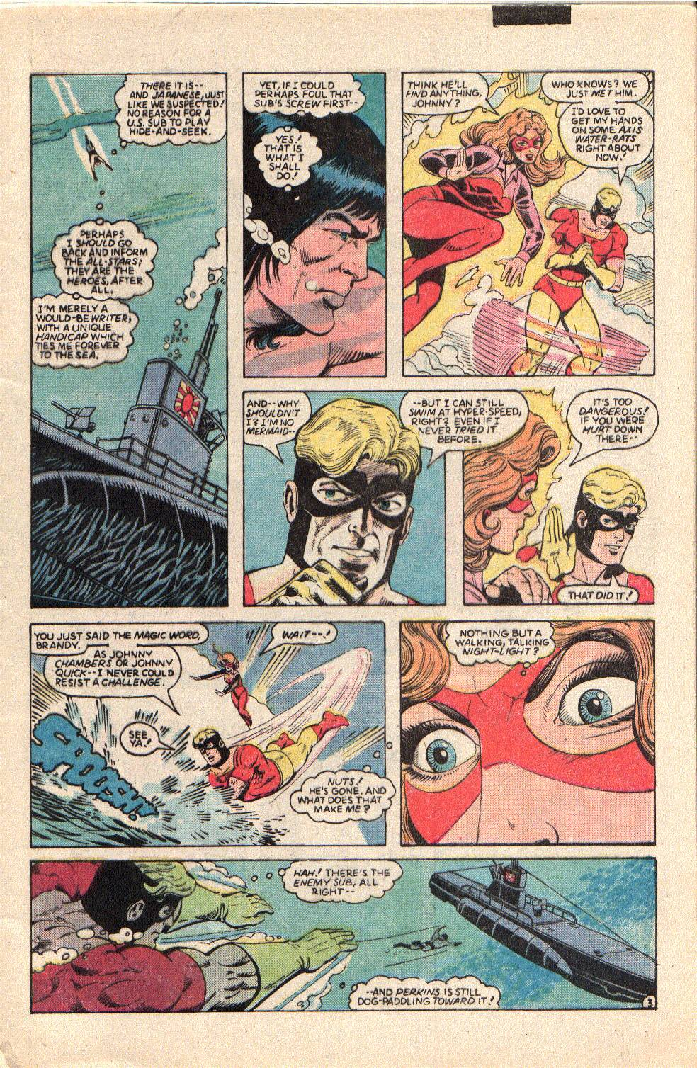 Read online All-Star Squadron comic -  Issue #34 - 5