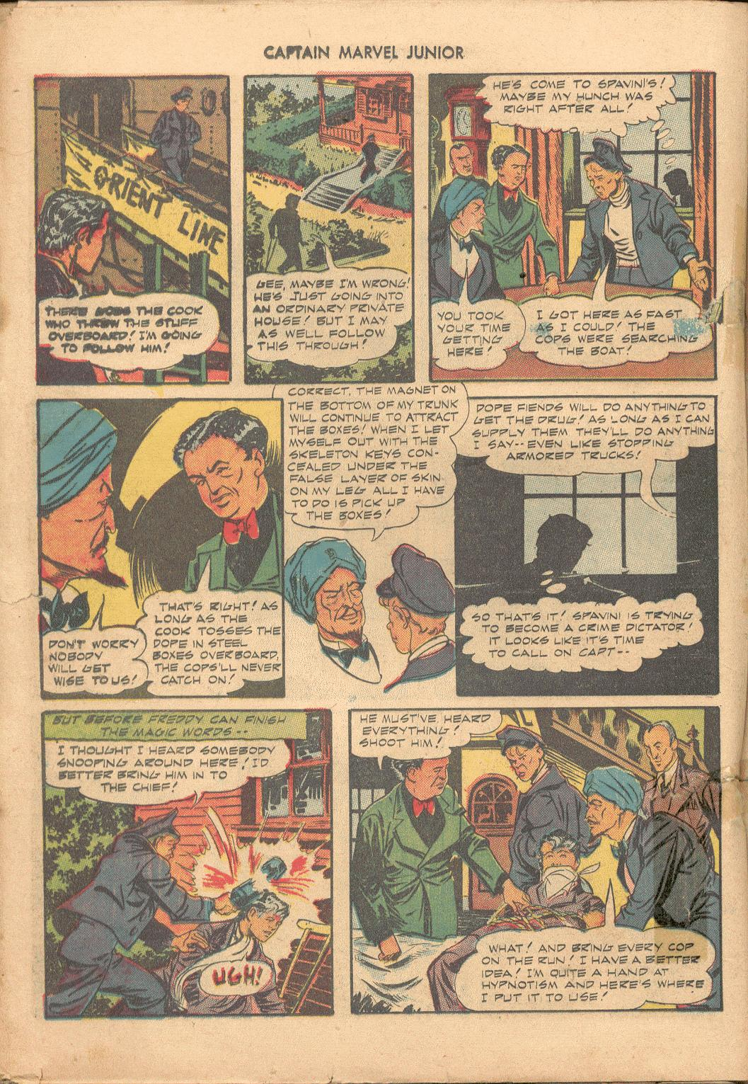 Captain Marvel, Jr. issue 38 - Page 25