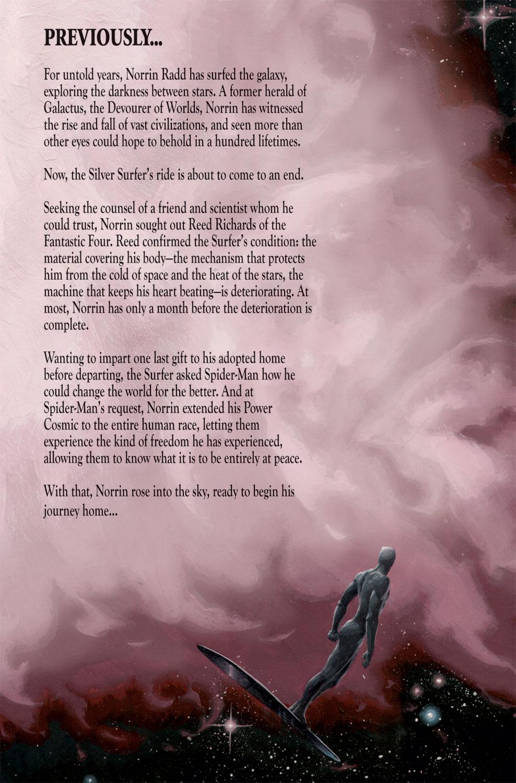 Read online Silver Surfer: Requiem comic -  Issue #3 - 3