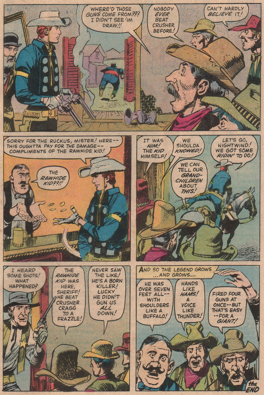 The Rawhide Kid (1955) issue 142 - Page 33