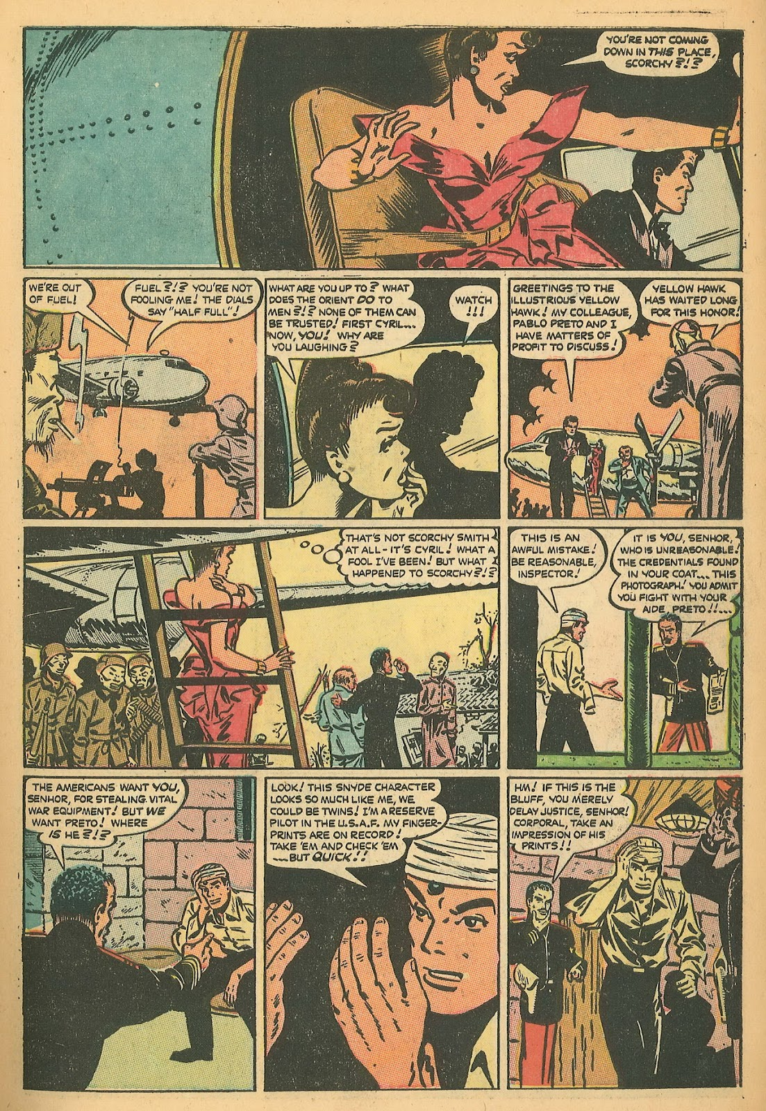 Read online Famous Funnies comic -  Issue #199 - 7
