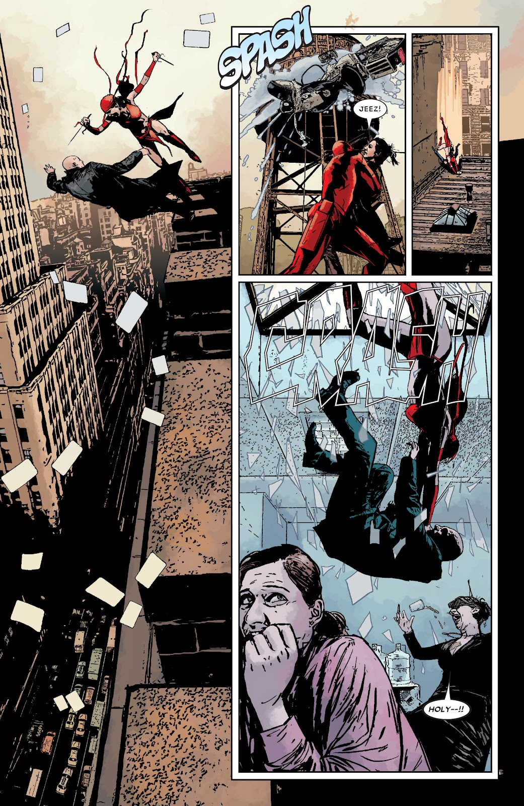 Read online Daredevil (1998) comic -  Issue # _Ultimate_Collection TPB 3 (Part 3) - 91