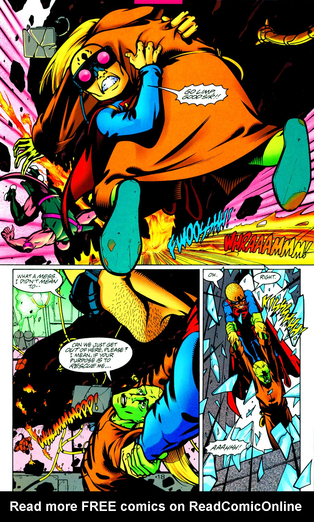 Read online Adventures of Superman (1987) comic -  Issue #Adventures of Superman (1987) _Annual 8 - 20