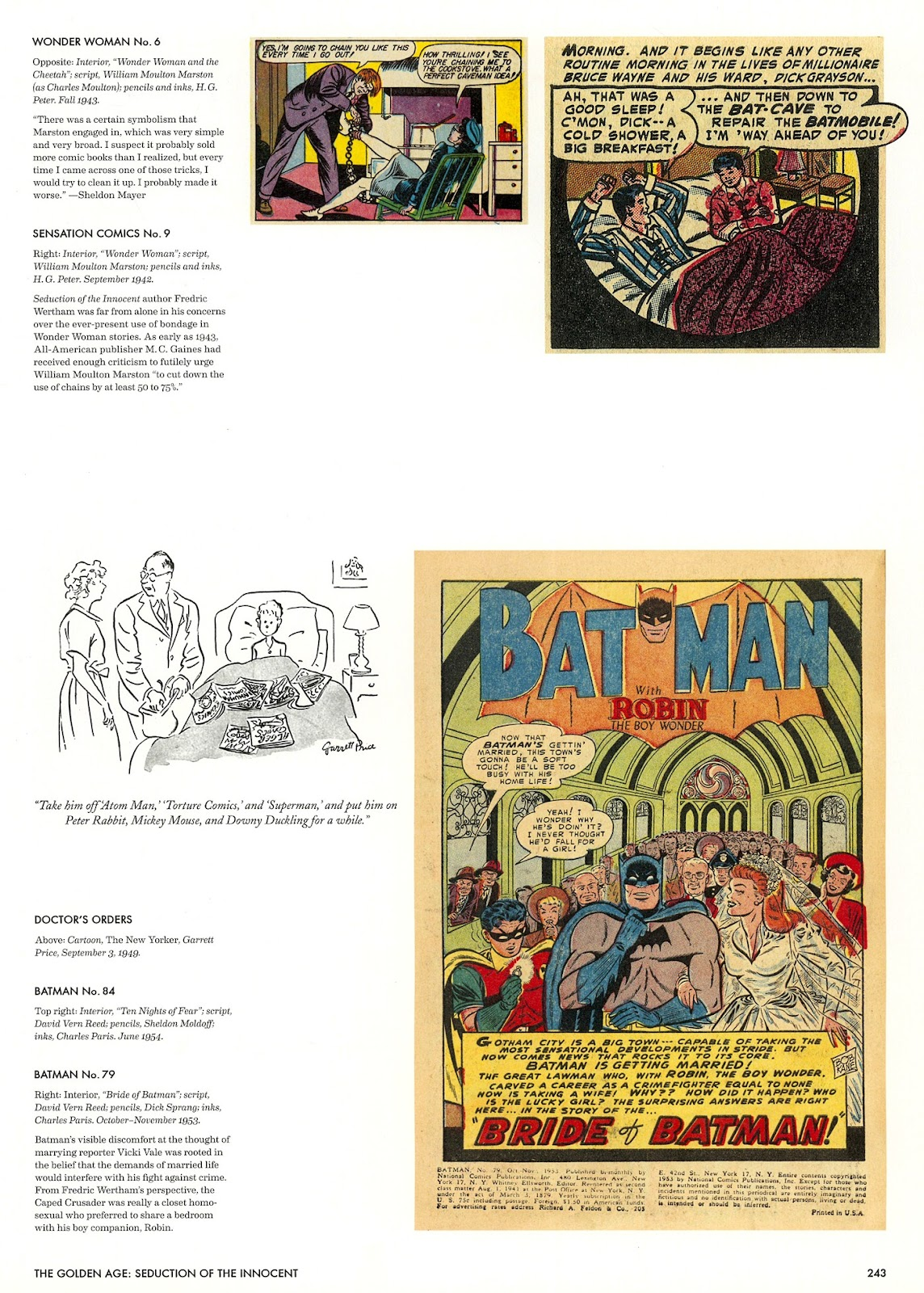 Read online 75 Years Of DC Comics comic -  Issue # TPB (Part 3) - 55