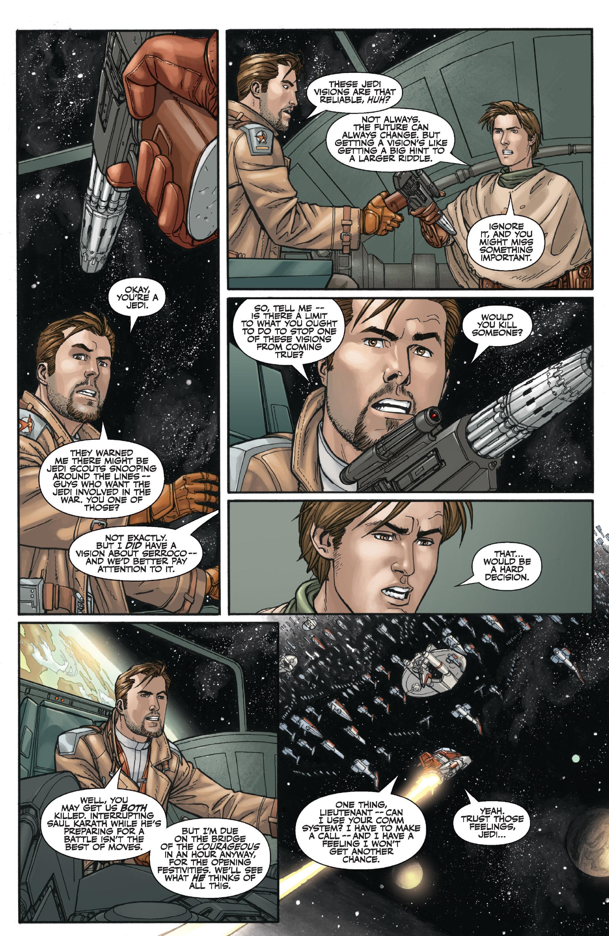 Read online Star Wars Omnibus comic -  Issue # Vol. 29 - 324