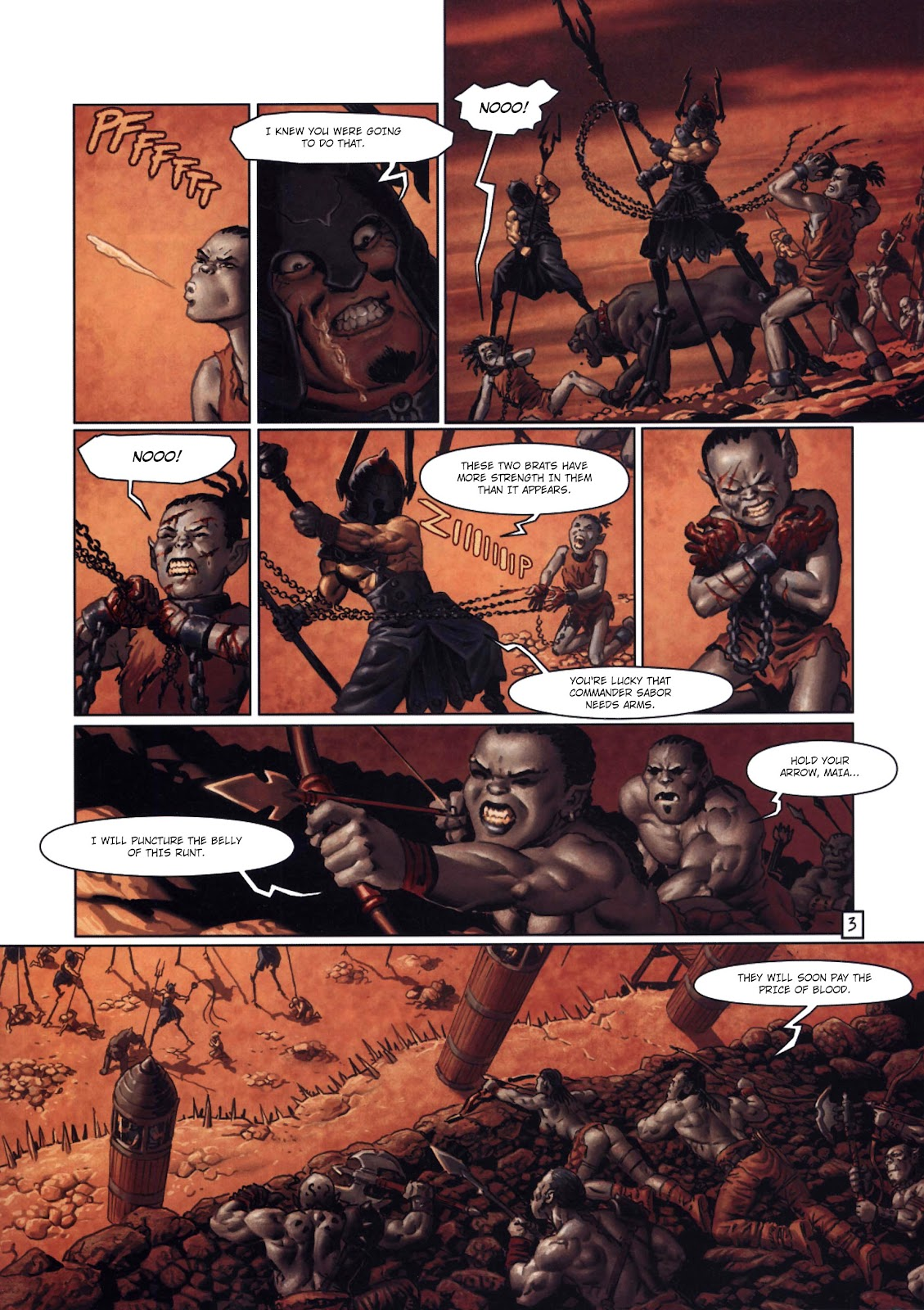Read online Orks comic -  Issue #2 - 6