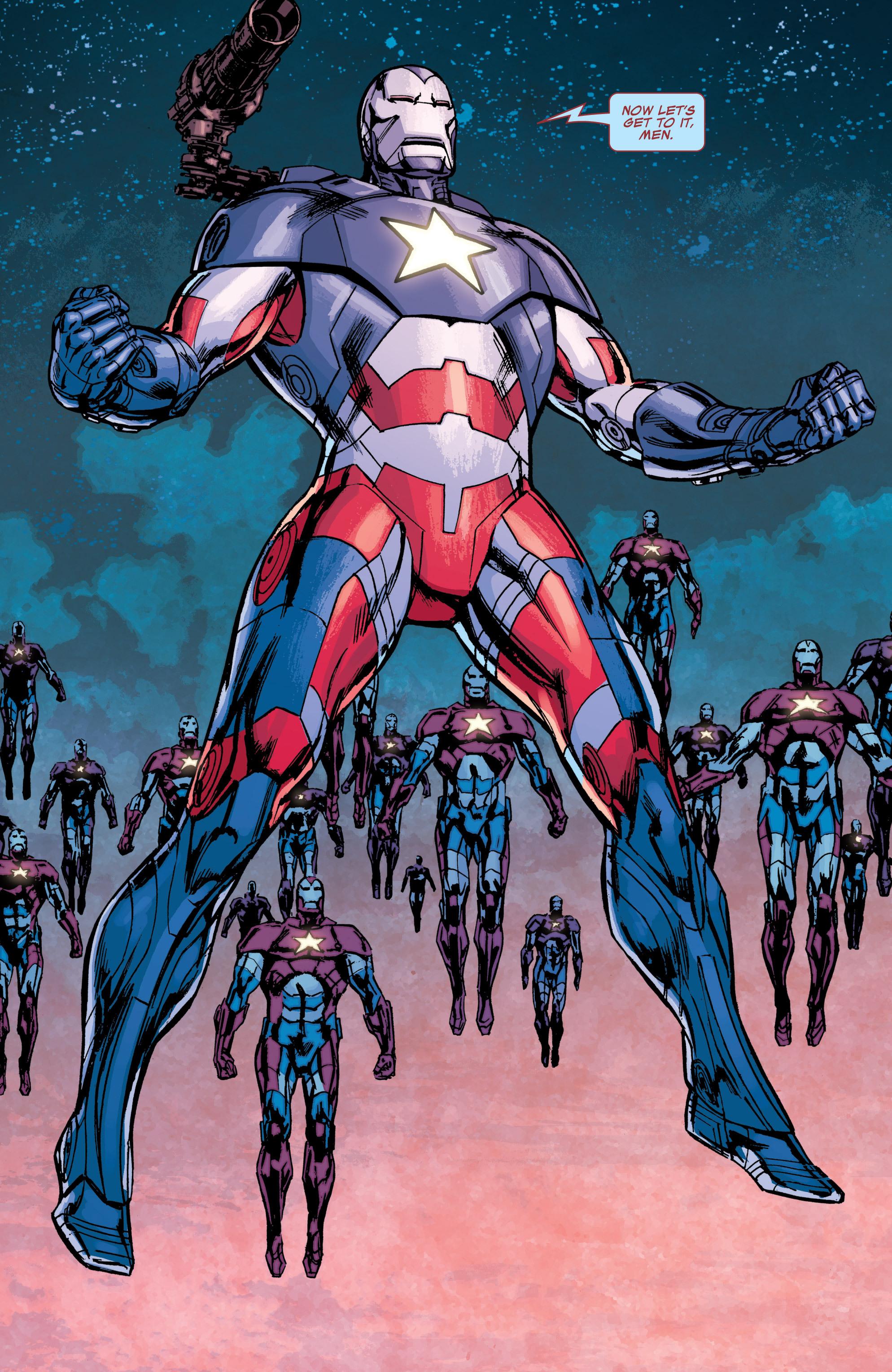 Read online Secret Avengers (2013) comic -  Issue #6 - 21