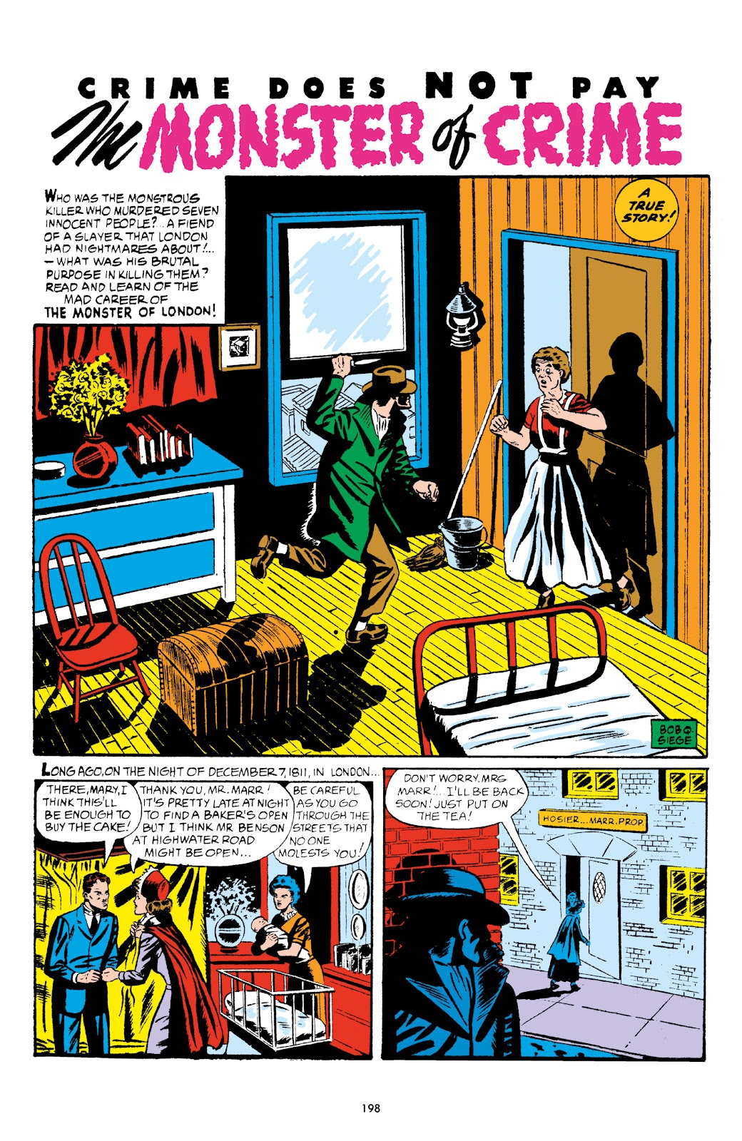 Read online Crime Does Not Pay Archives comic -  Issue # TPB 5 (Part 2) - 98