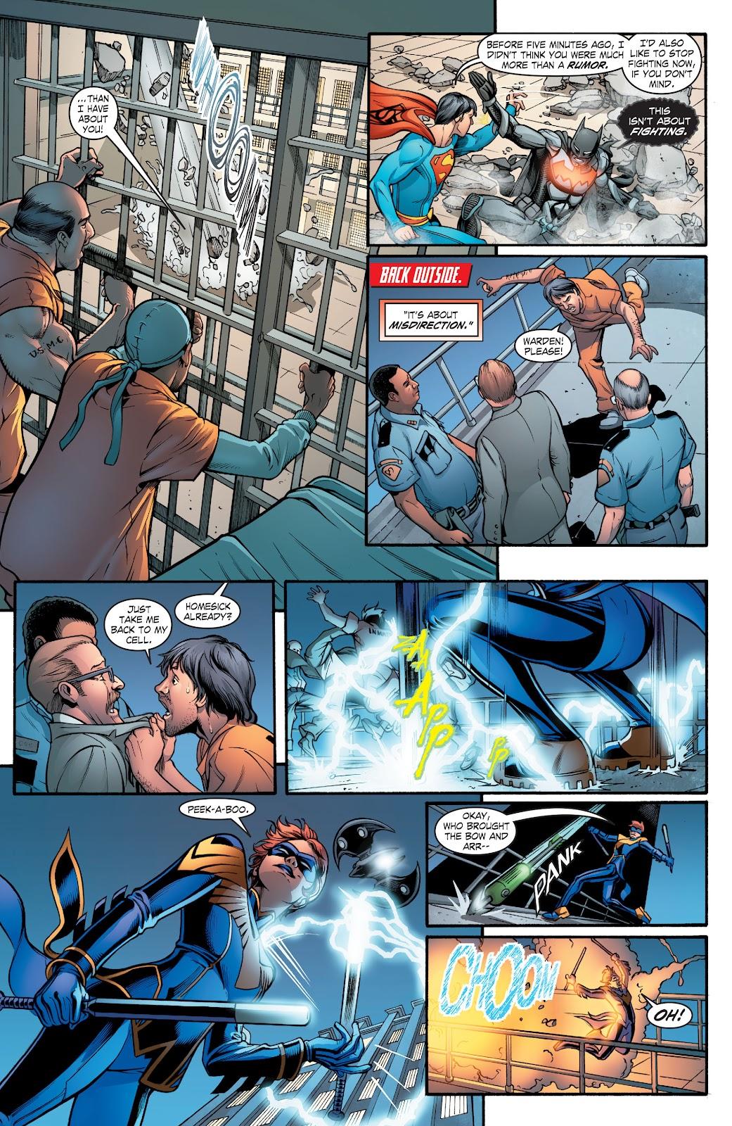Read online Smallville Season 11 [II] comic -  Issue # TPB 2 - 45