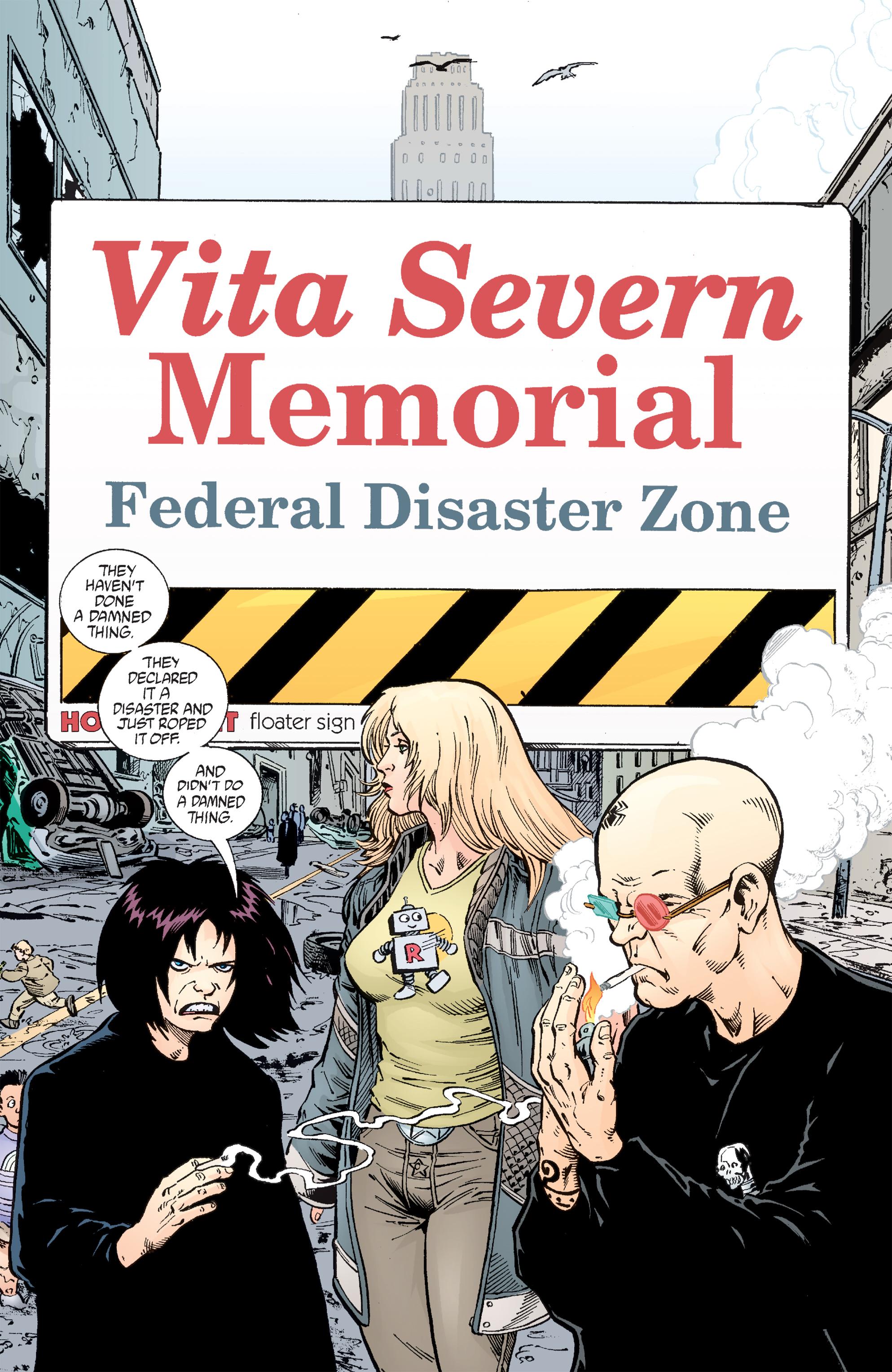 Read online Transmetropolitan comic -  Issue #49 - 10