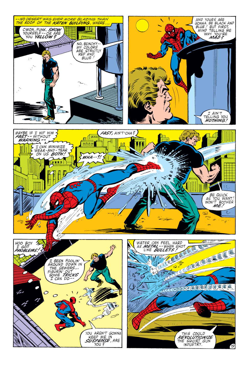 The Amazing Spider-Man (1963) 212 Page 19