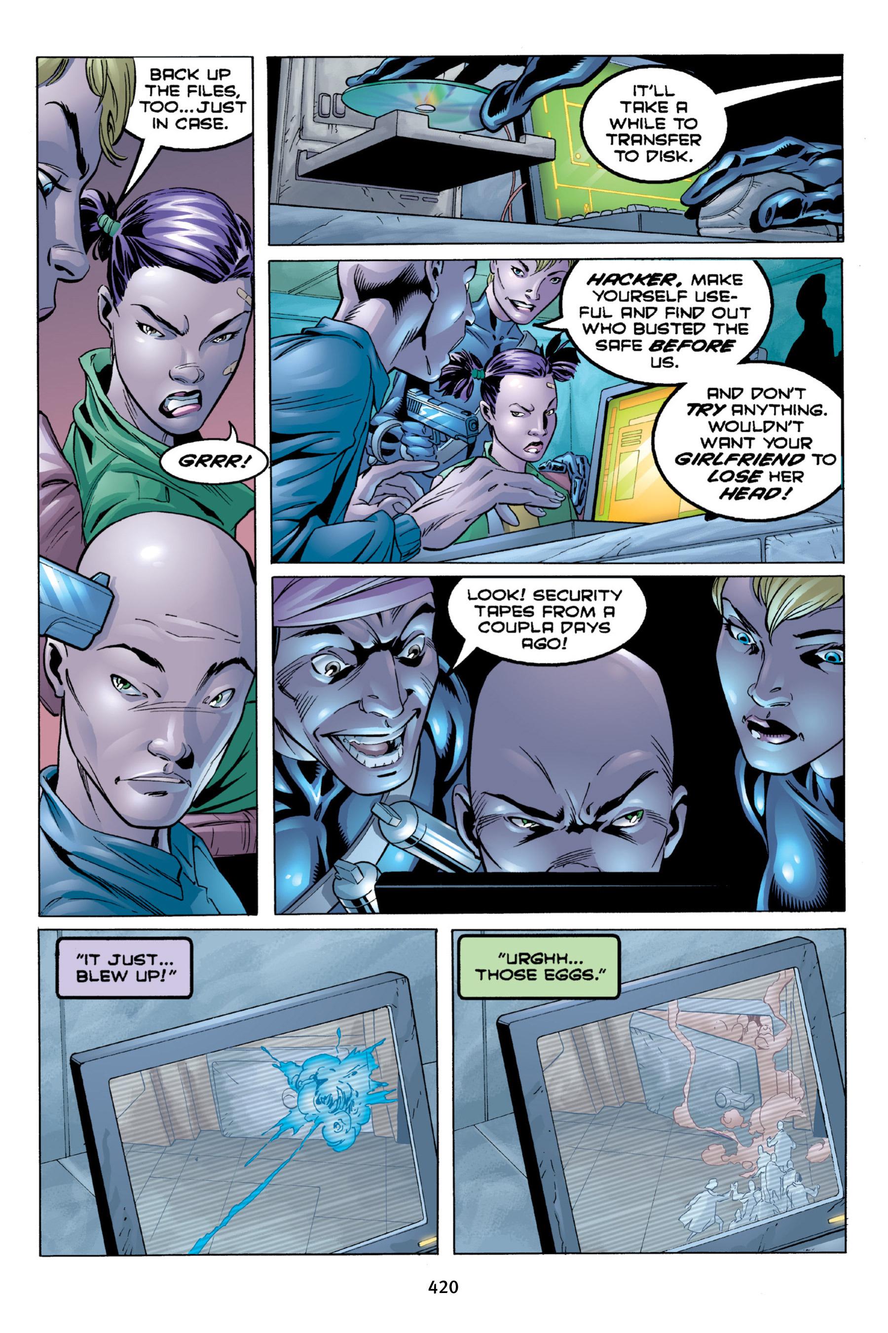 Read online Aliens vs. Predator Omnibus comic -  Issue # _TPB 2 Part 4 - 84