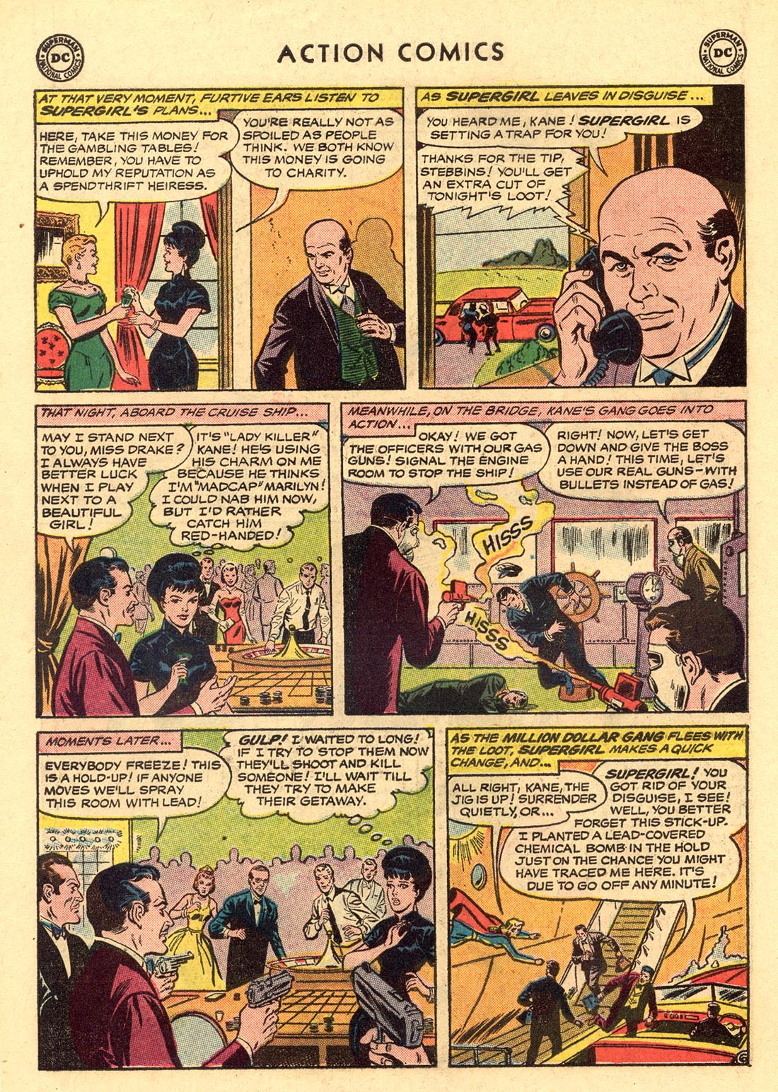 Read online Action Comics (1938) comic -  Issue #312 - 26
