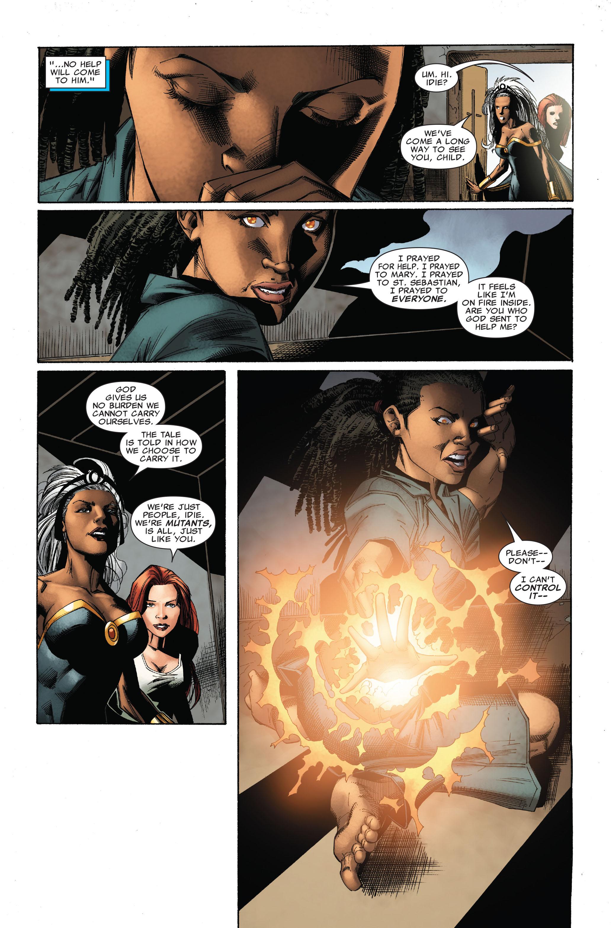 Read online Uncanny X-Men (1963) comic -  Issue #528 - 12