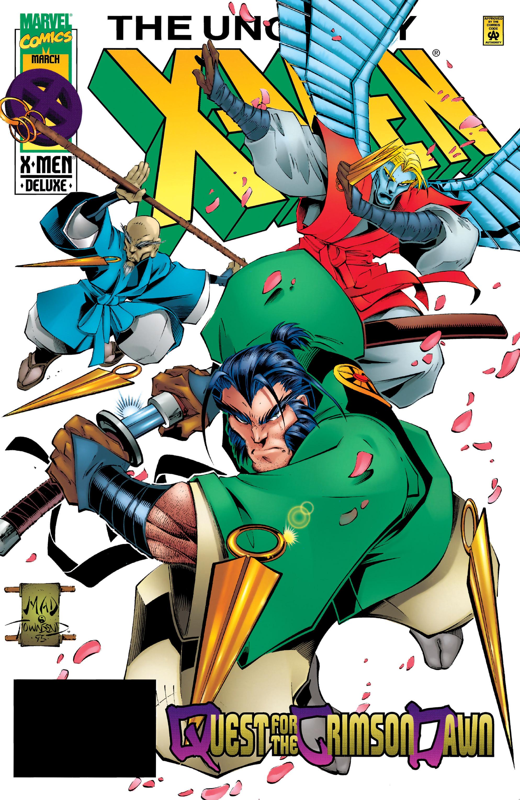 Uncanny X-Men (1963) 330 Page 1