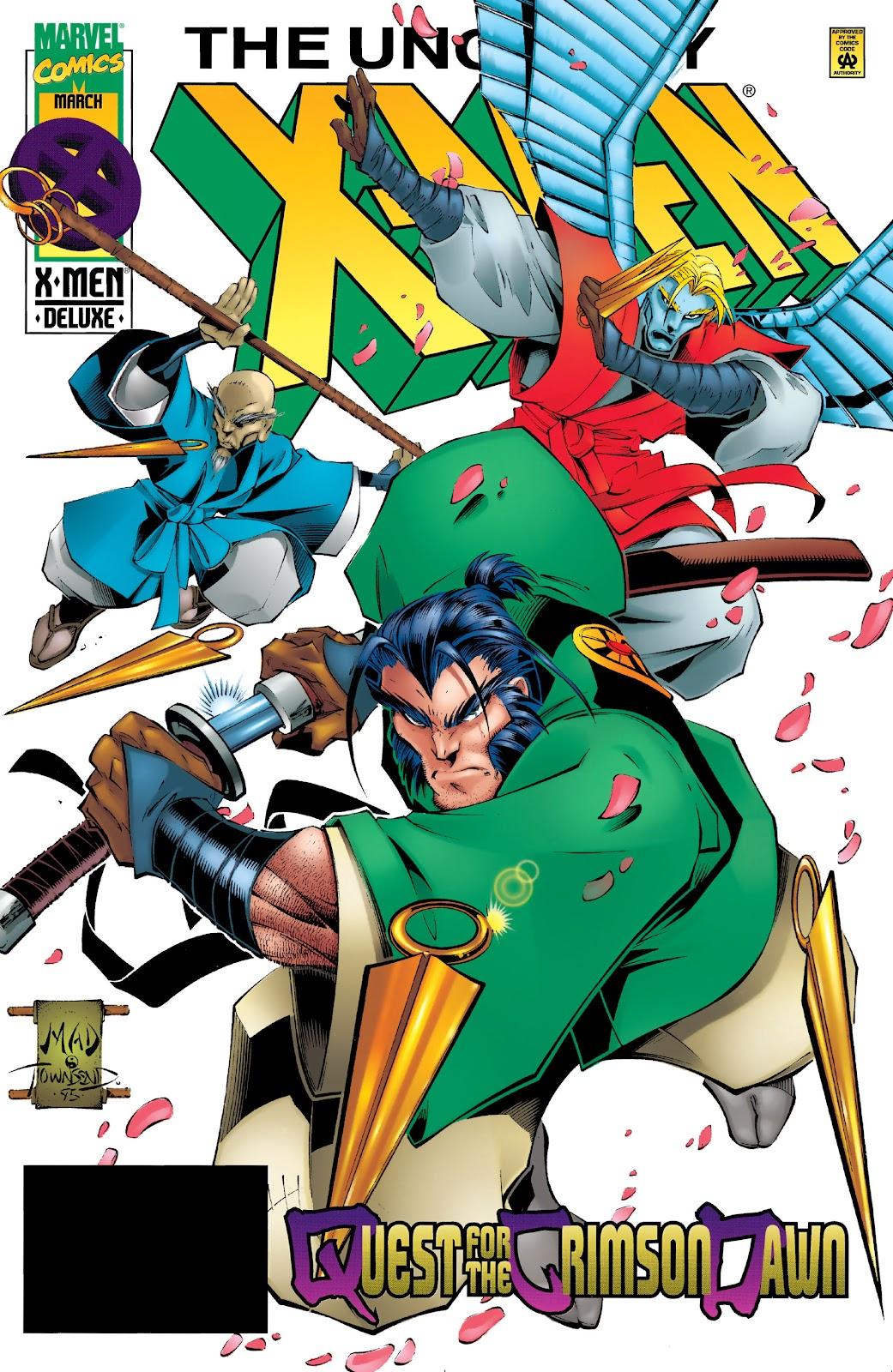 Uncanny X-Men (1963) issue 330 - Page 1
