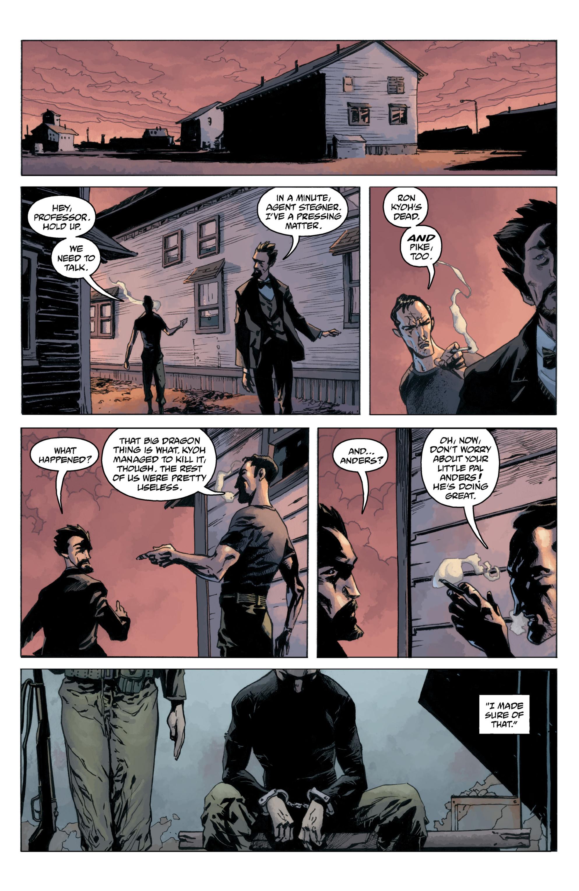 Read online B.P.R.D.: 1948 comic -  Issue # TPB - 115