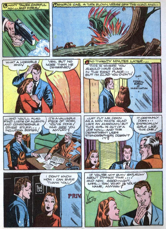 Read online Detective Comics (1937) comic -  Issue #43 - 49