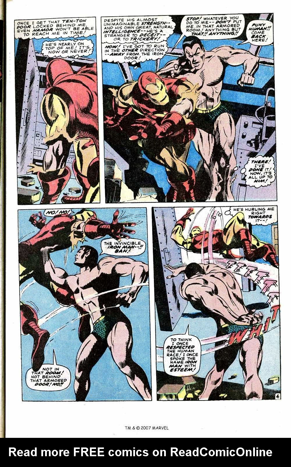 Iron Man Annual issue 1 - Page 39