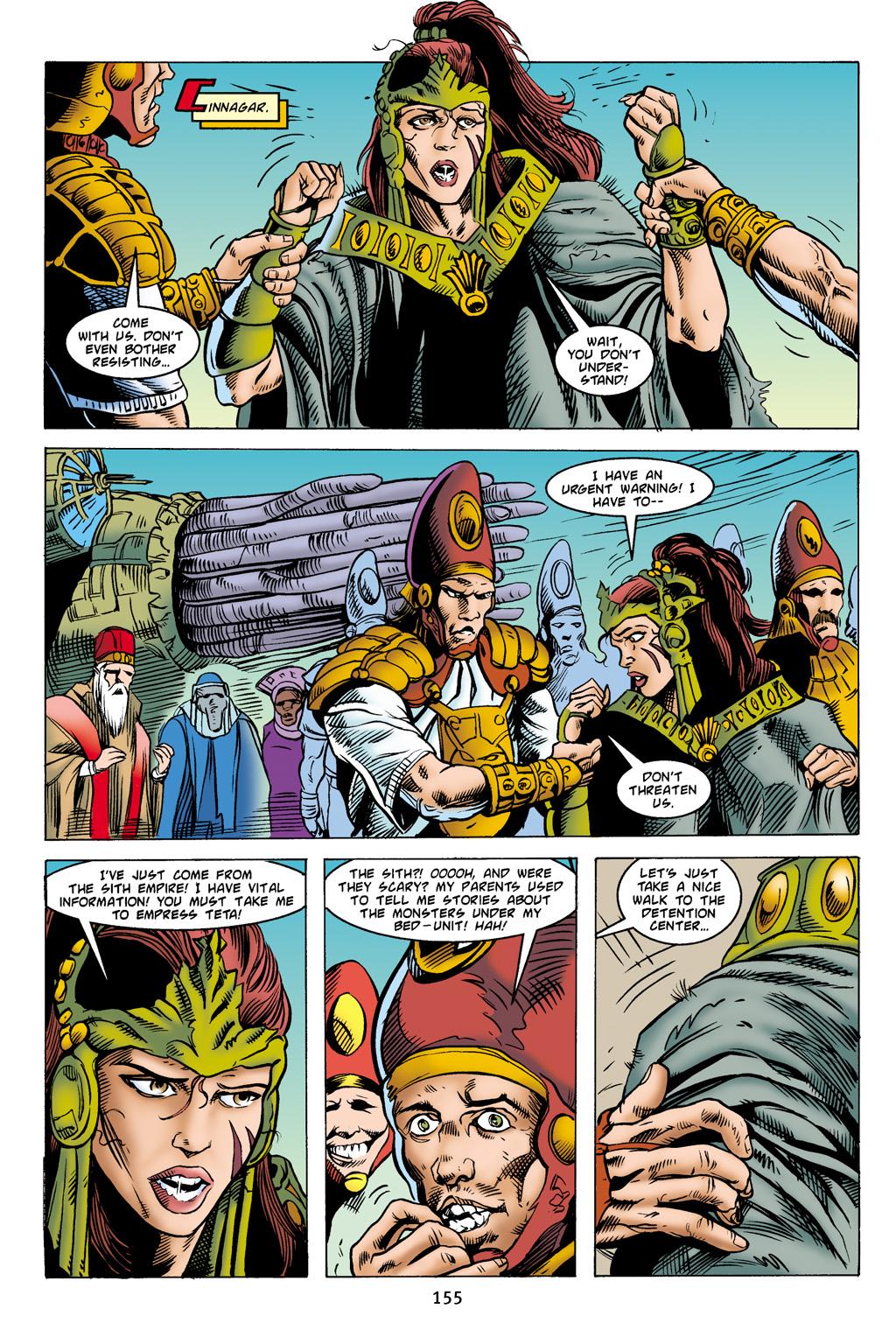 Read online Star Wars Omnibus comic -  Issue # Vol. 4 - 150