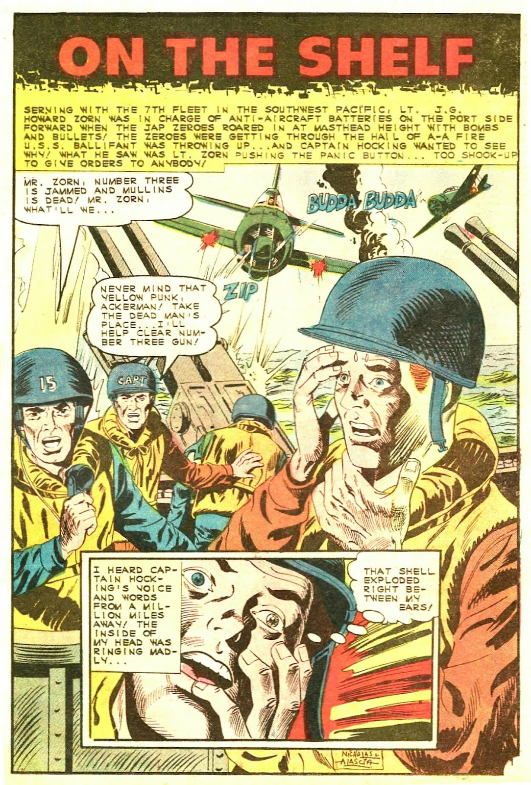 Read online Fightin' Navy comic -  Issue #123 - 25