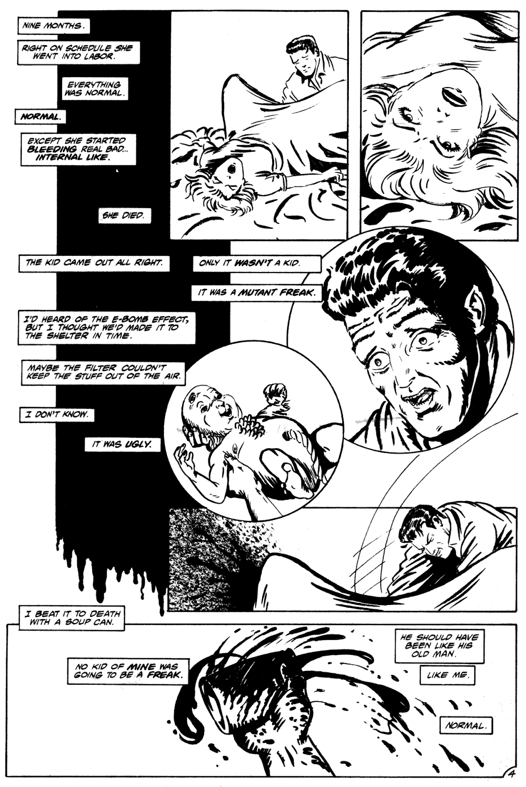 Shattered Earth issue 2 - Page 23