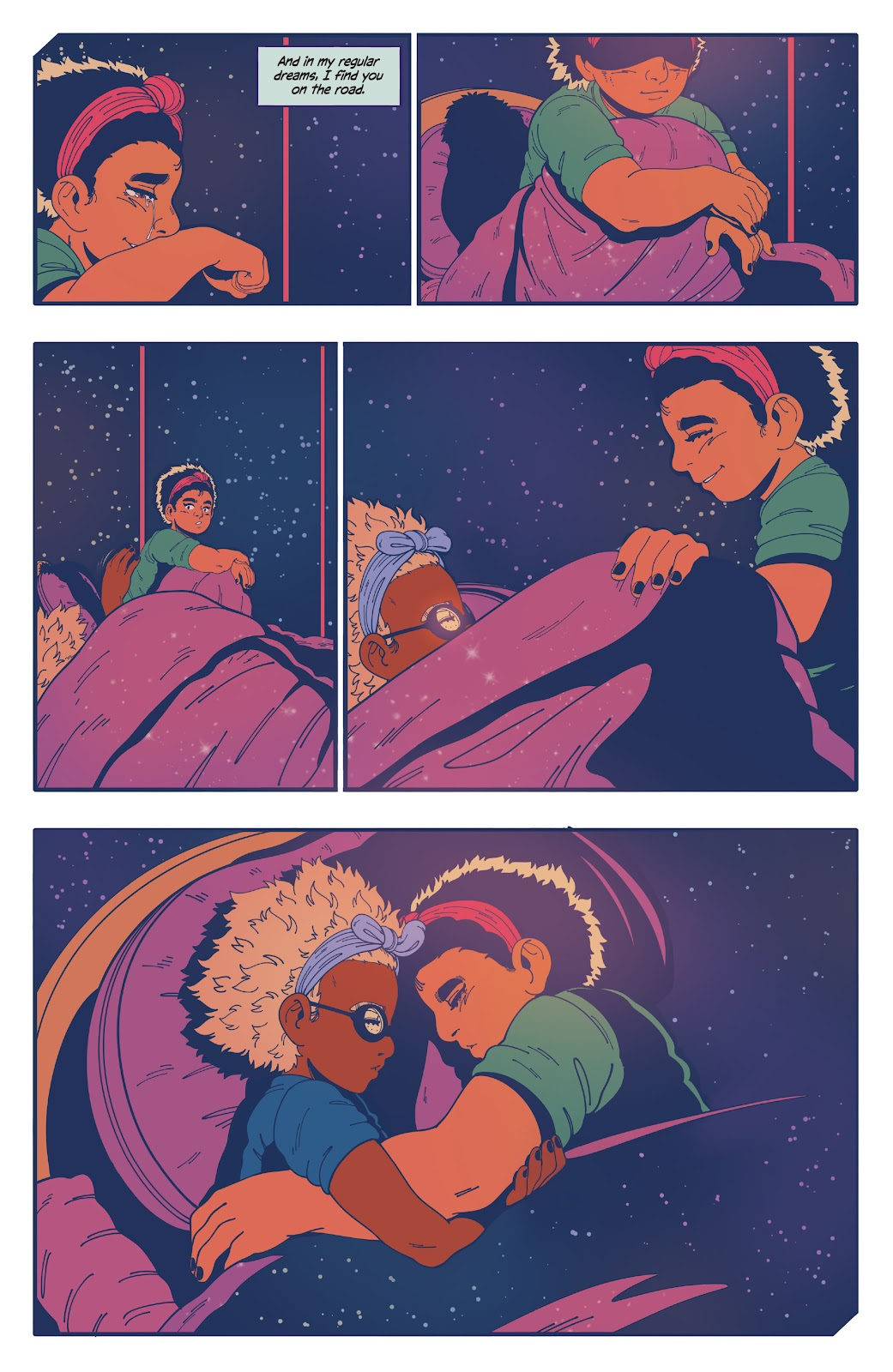 Read online b.b. free comic -  Issue #2 - 9
