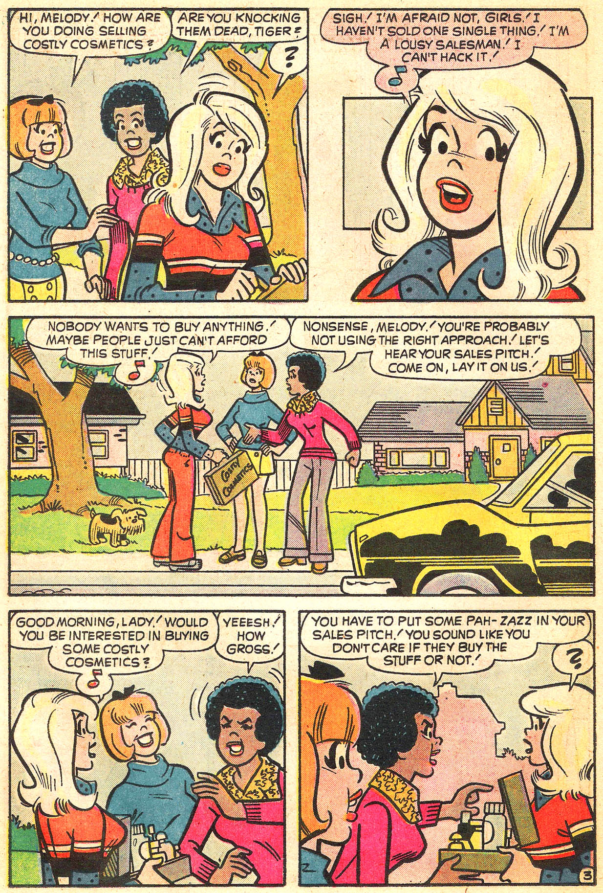 Read online She's Josie comic -  Issue #77 - 21